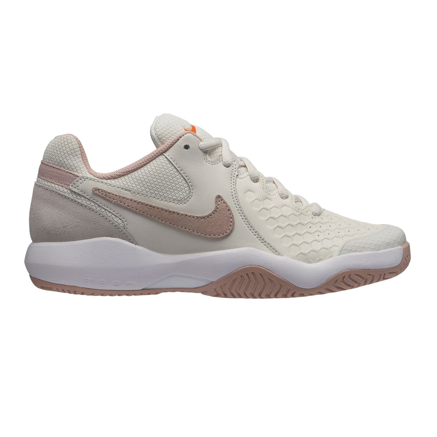 Details about Nike Air Zoom Resistance Tennis Shoes Womens Grey Trainers Sneakers Footwear