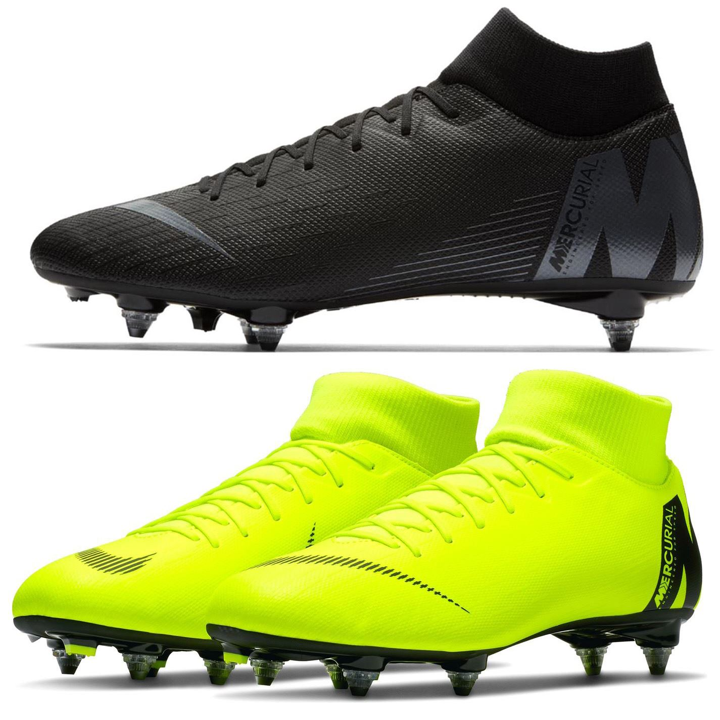 7dbc778e4637 Details about Nike Mercurial Superfly Academy DF Soft Ground Football Boots  Mens Soccer Cleats