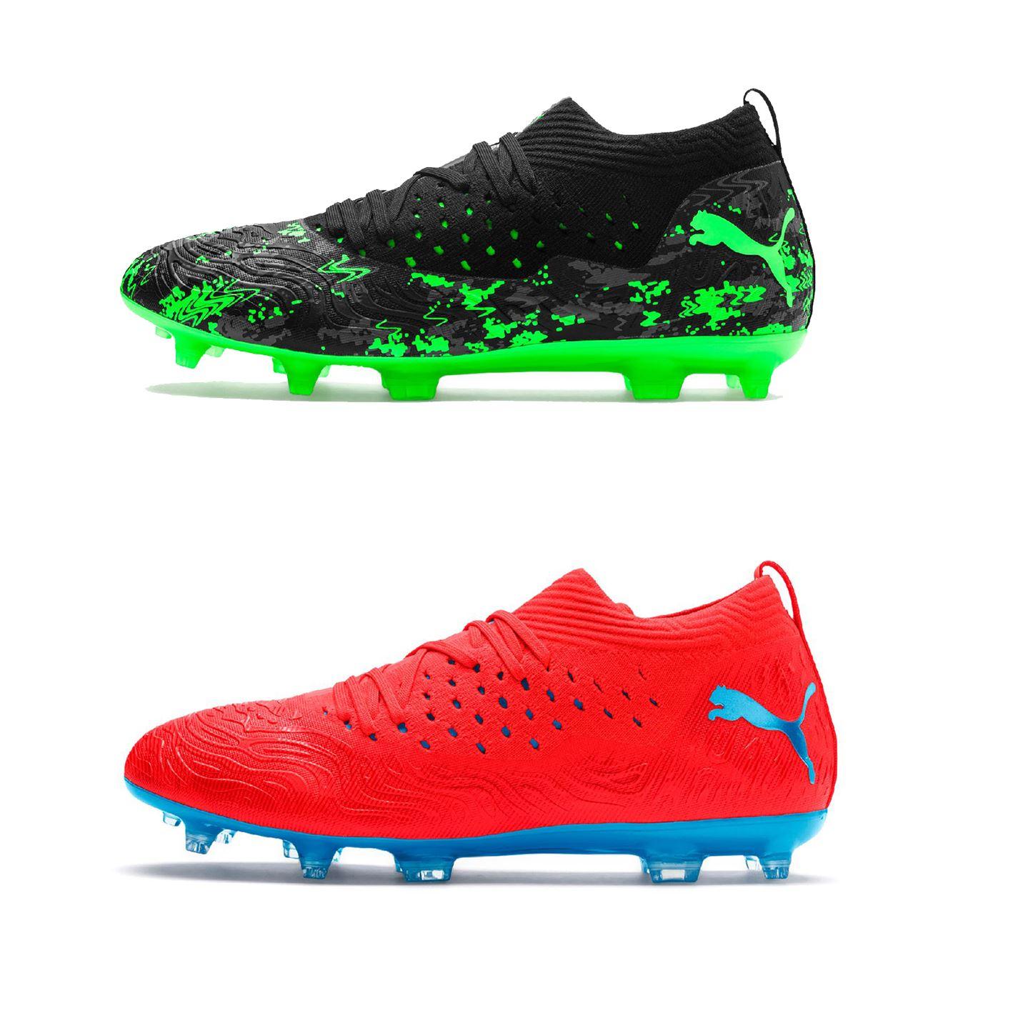 Details zu Puma Future 19.2 Firm Ground FG Football Boots Mens Soccer Cleats Shoes Footwear