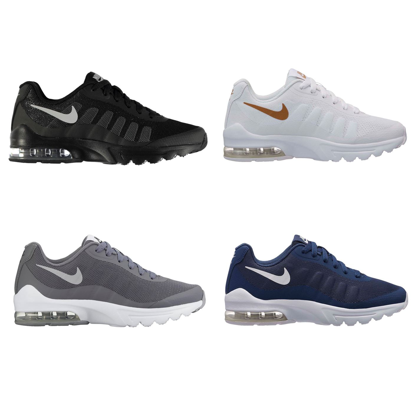 Details about Nike Air Max Invigor Trainers Junior Boys Shoes Footwear