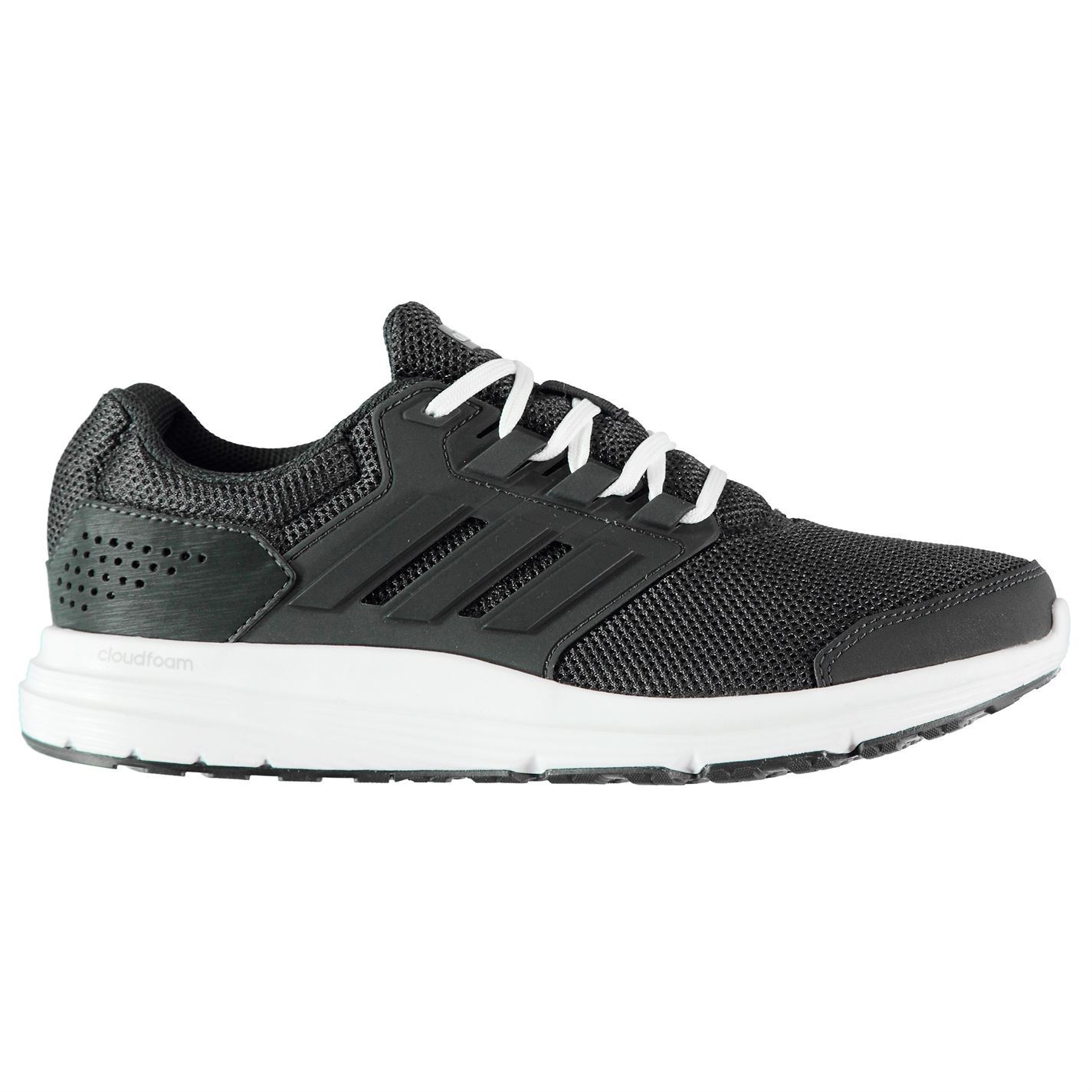 black adidas running trainers womens