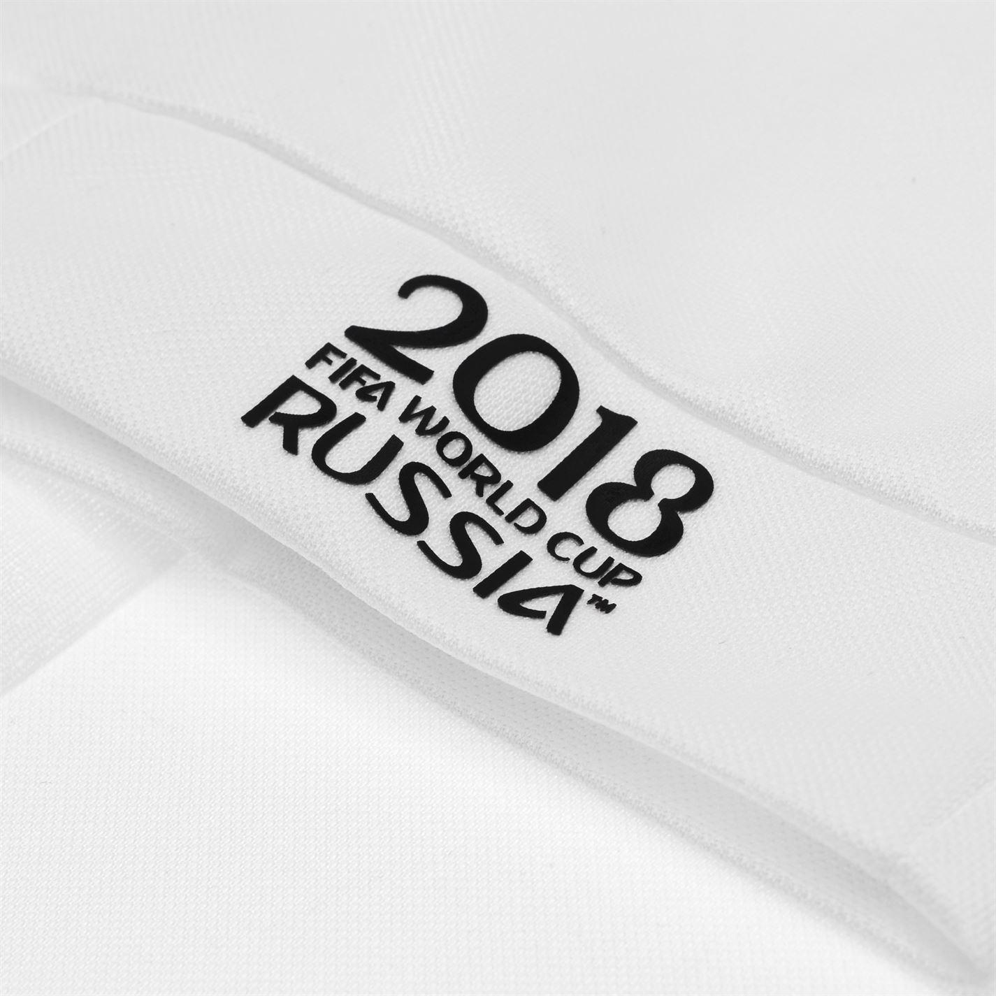 miniature 10 - FIFA Coupe du monde 2018 Angleterre T-Shirt Juniors FOOTBALL SOCCER top tee shirt