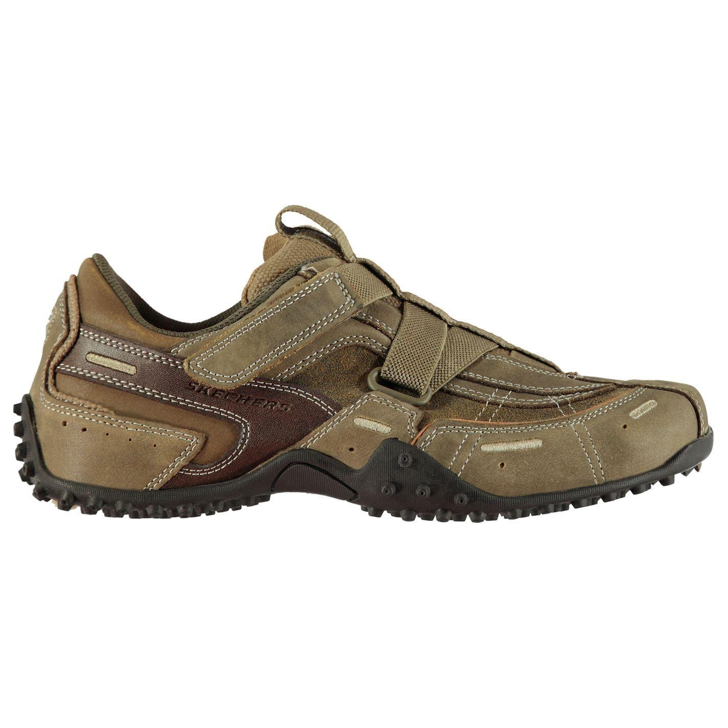 Palmeras Hombre Calzado Zapatos Track Sobre Zapatillas Urban Marrón Detalhes Skechers lc1JFK