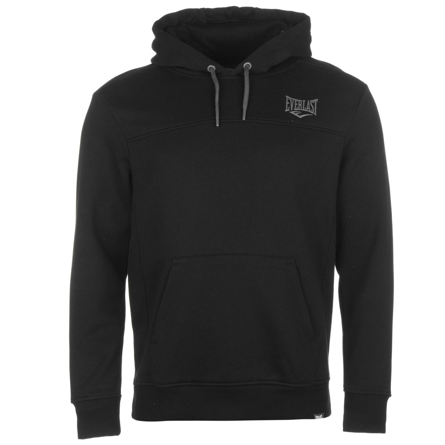 Everlast-Logo-Pullover-Hoody-Mens-OTH-Hoodie-Hooded-Top-Sweatshirt-Sweater thumbnail 3