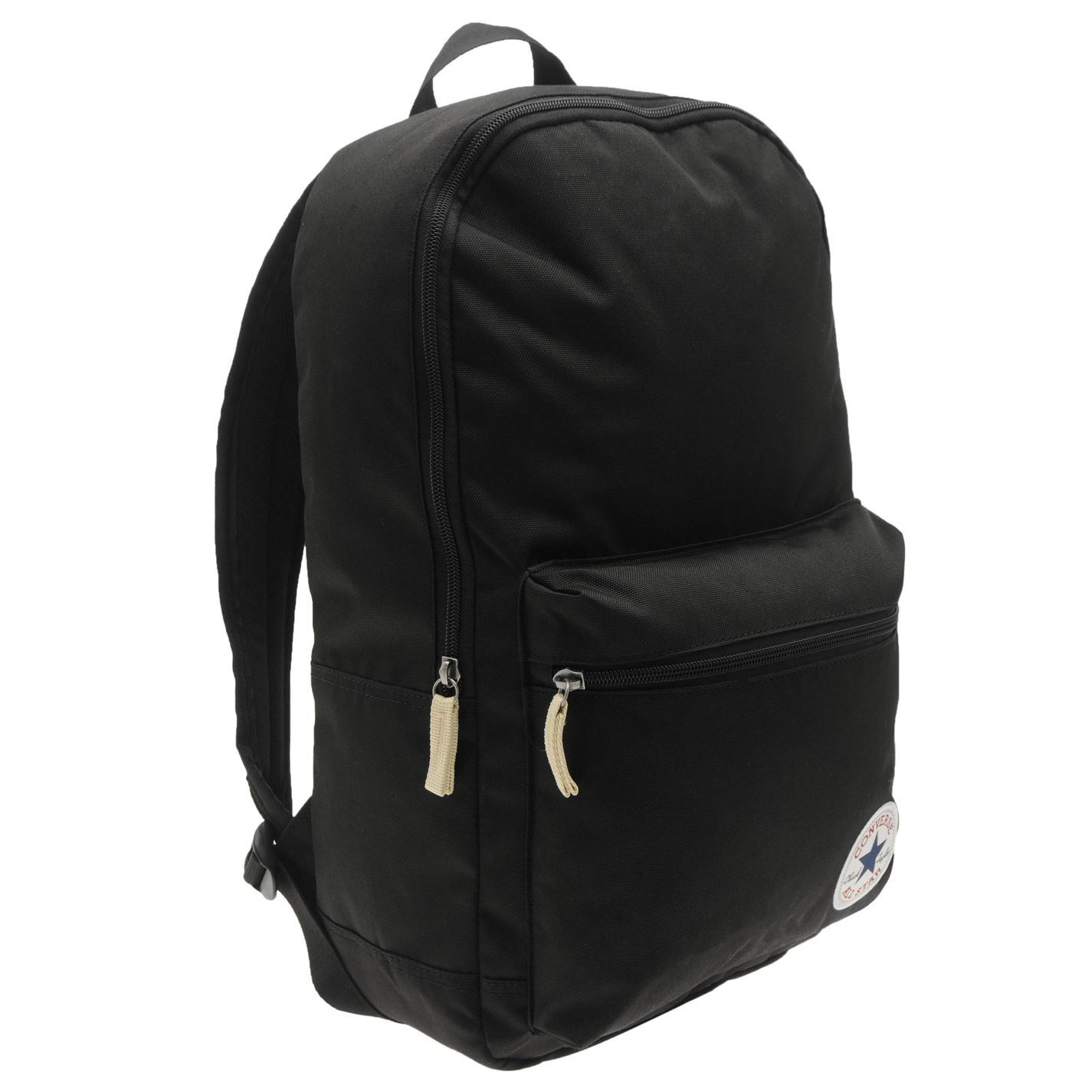 34e8af96c31a Converse Poly Backpack Black Rucksack Sports Bag Gymbag Kitbag