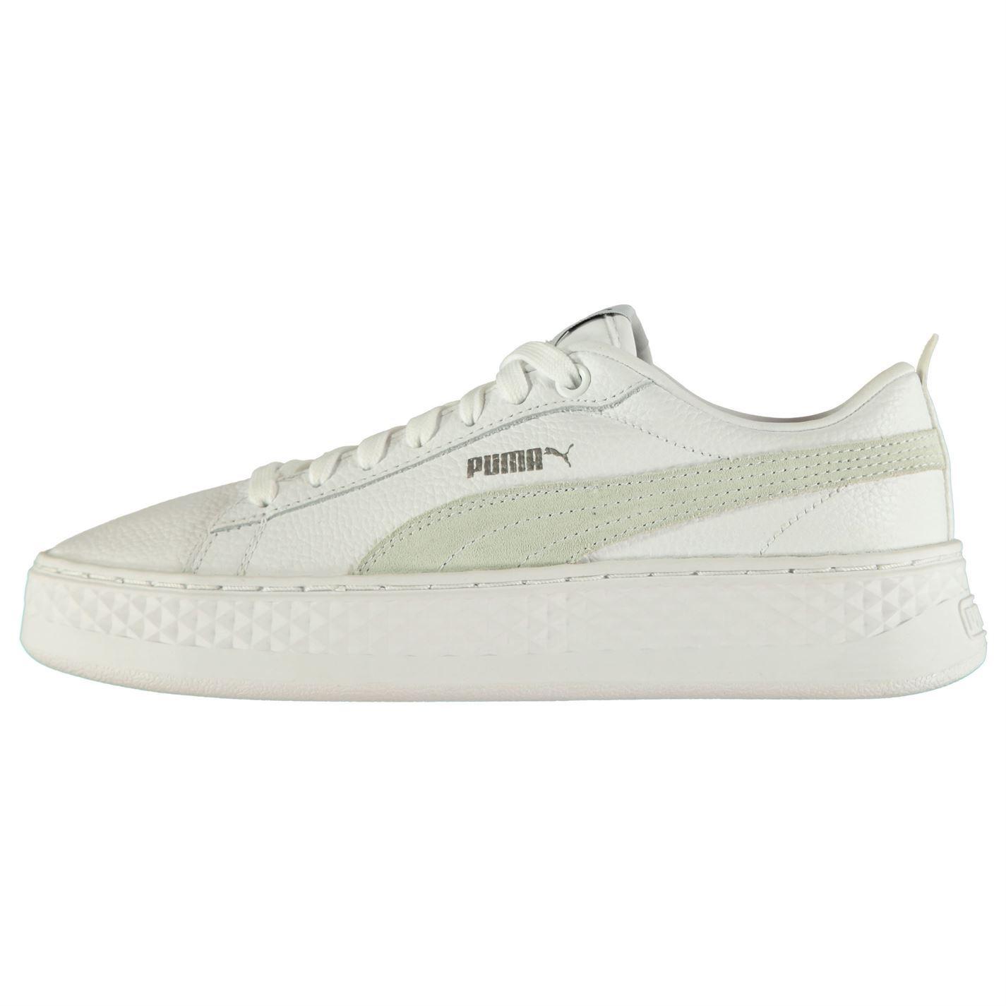 Puma Puma Puma Smash Platform Trainers Womens Athleisure Sneakers shoes Footwear 2caa1b