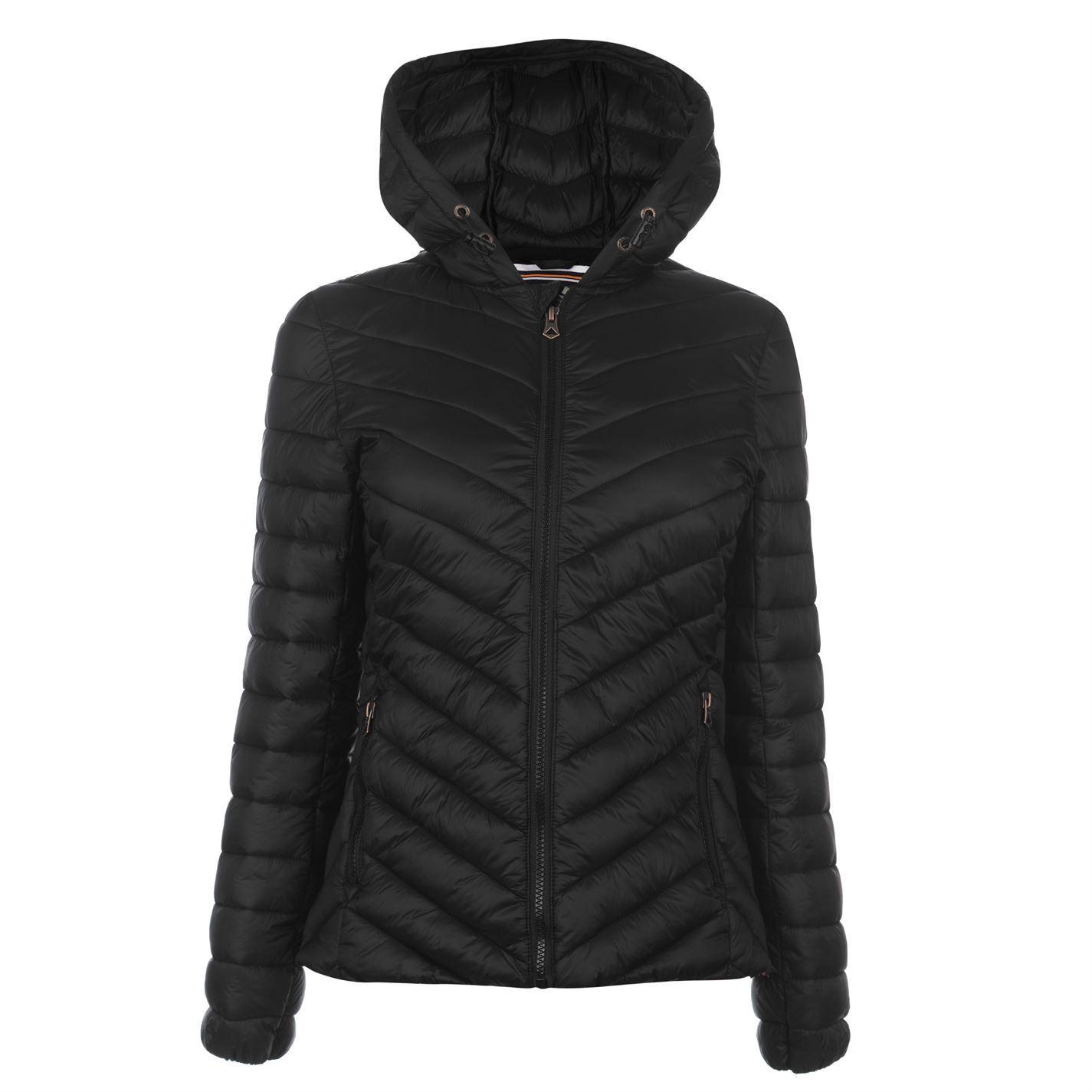 SoulCal Micro Bubble Jacket Womens Coats Outerwear