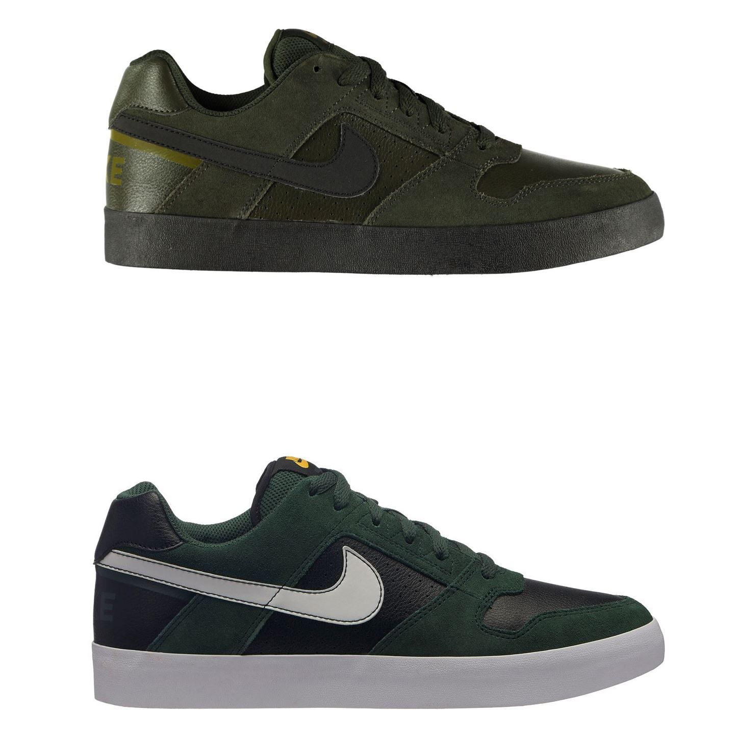 7c87b51ed169 Details about Nike SB Delta Force Trainers Mens Skateboarding Shoes Footwear