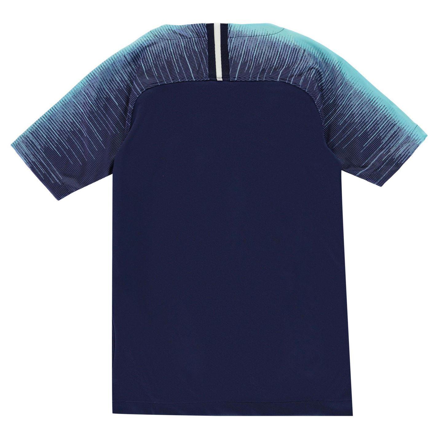 db5f677a ... Nike Tottenham Hotspur Away Jersey 2018 2019 Juniors Blue Football  Soccer Shirt