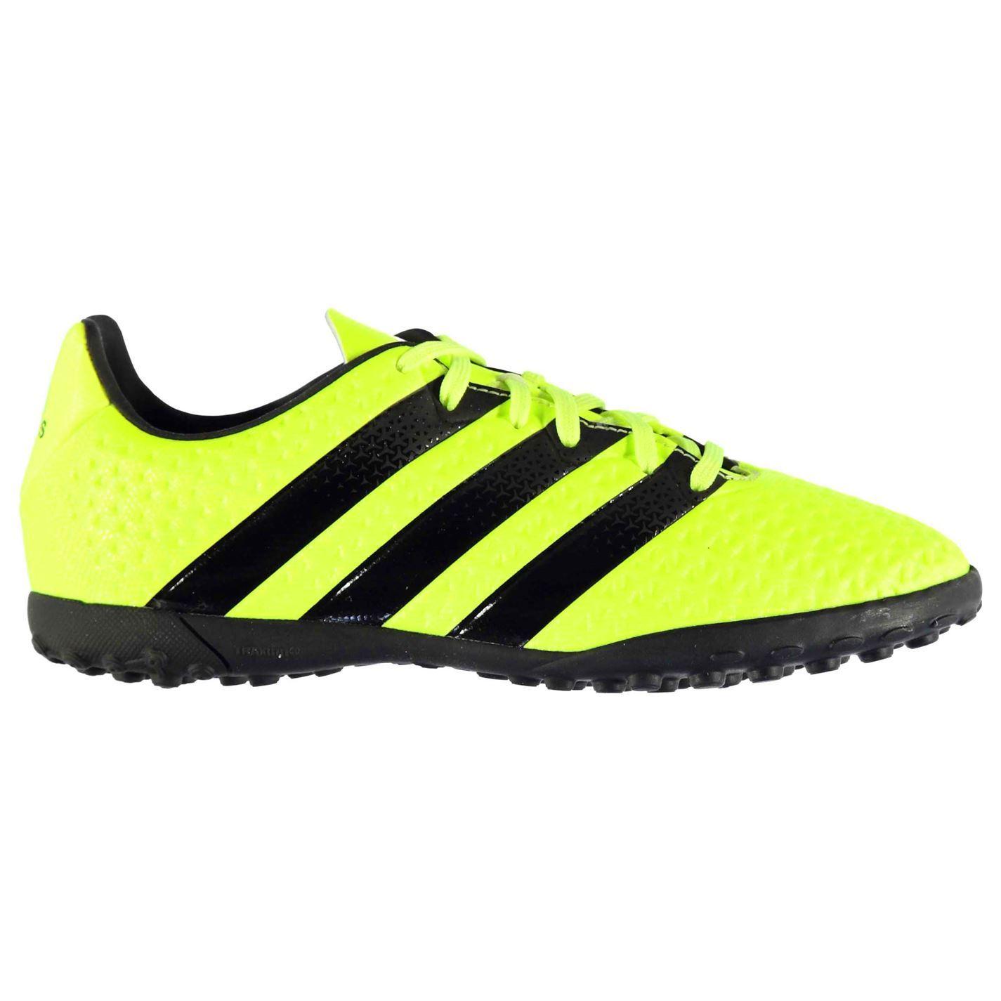 de3ef7615 ... usa adidas ace 16.4 astro ag artificial grass trainers juniors yellow  soccer shoes f7c16 a8462