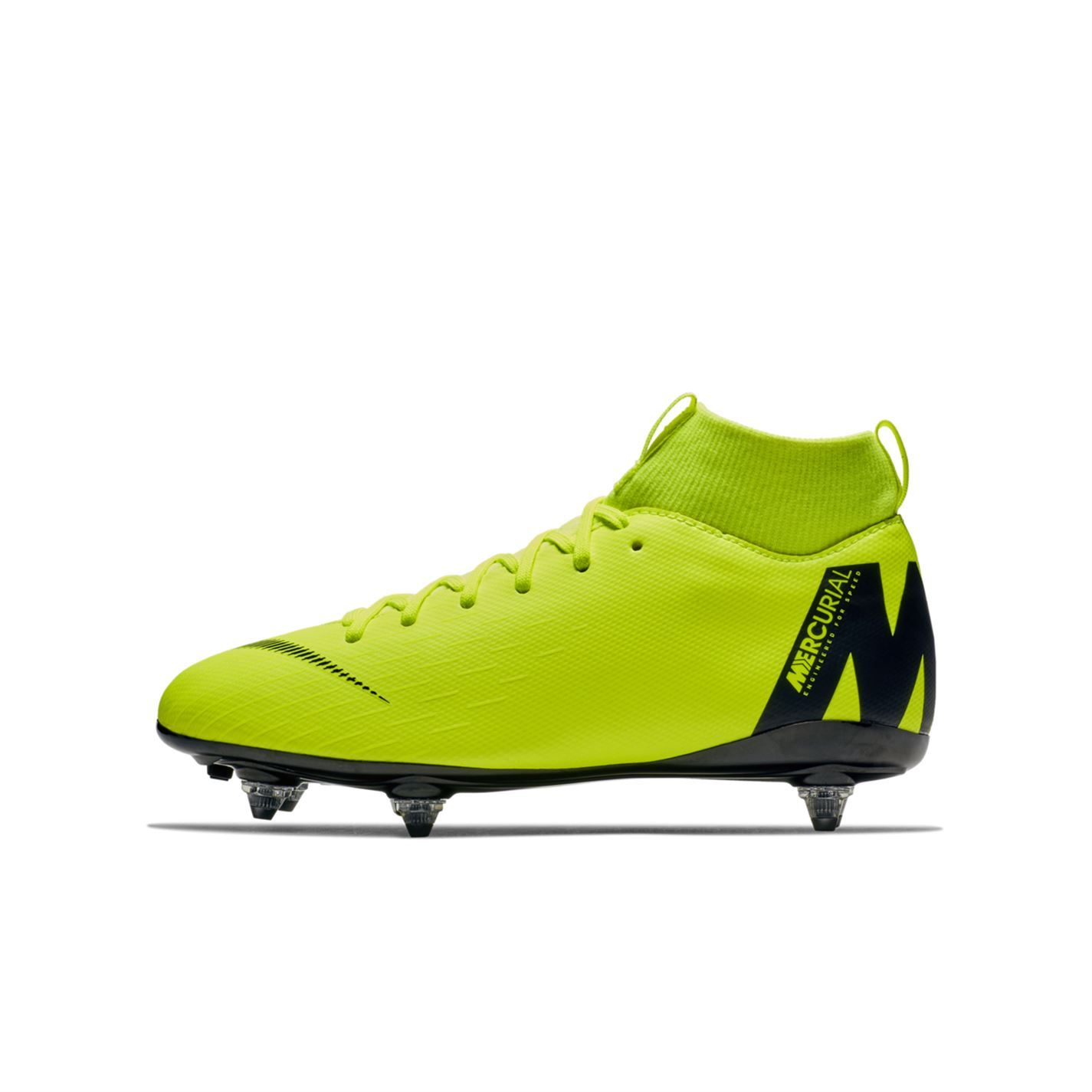 81e5eaa2df ... Botas de Nike Mercurial Superfly Academia tierra suave futbol Juniors  Futbol tacos