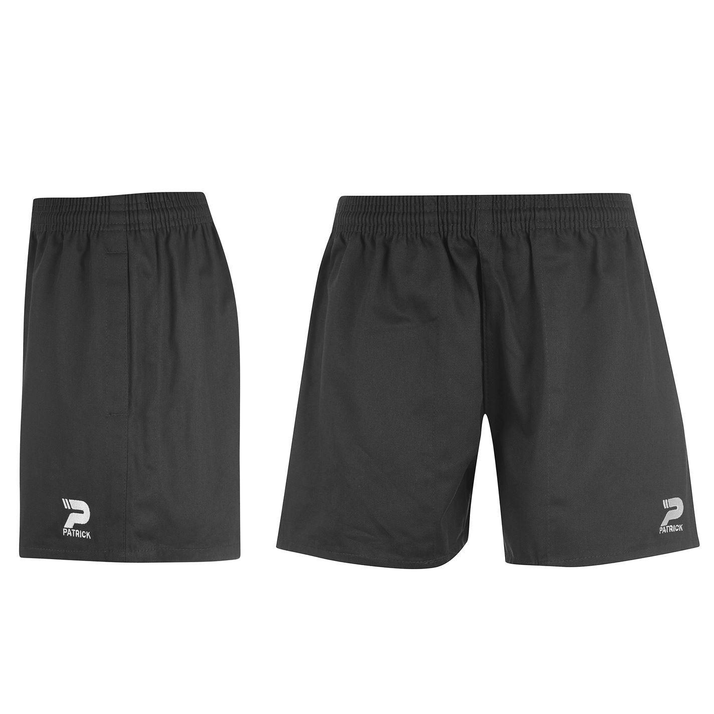 Patrick-Rugby-Shorts-Junior-Boys-Sports-Fan-Bottoms thumbnail 4
