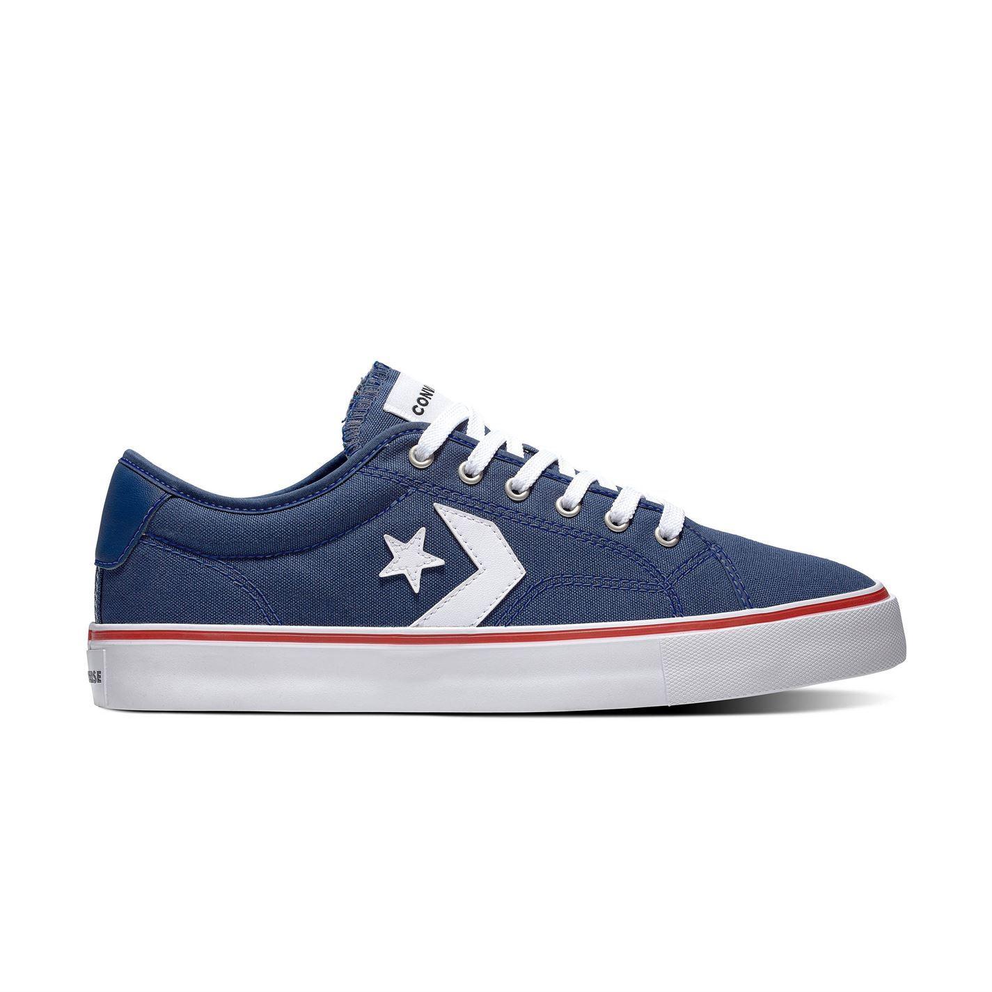 Converse-Ox-REPLAY-Baskets-Pour-Homme-Chaussures-De-Loisirs-Chaussures-Baskets miniature 12