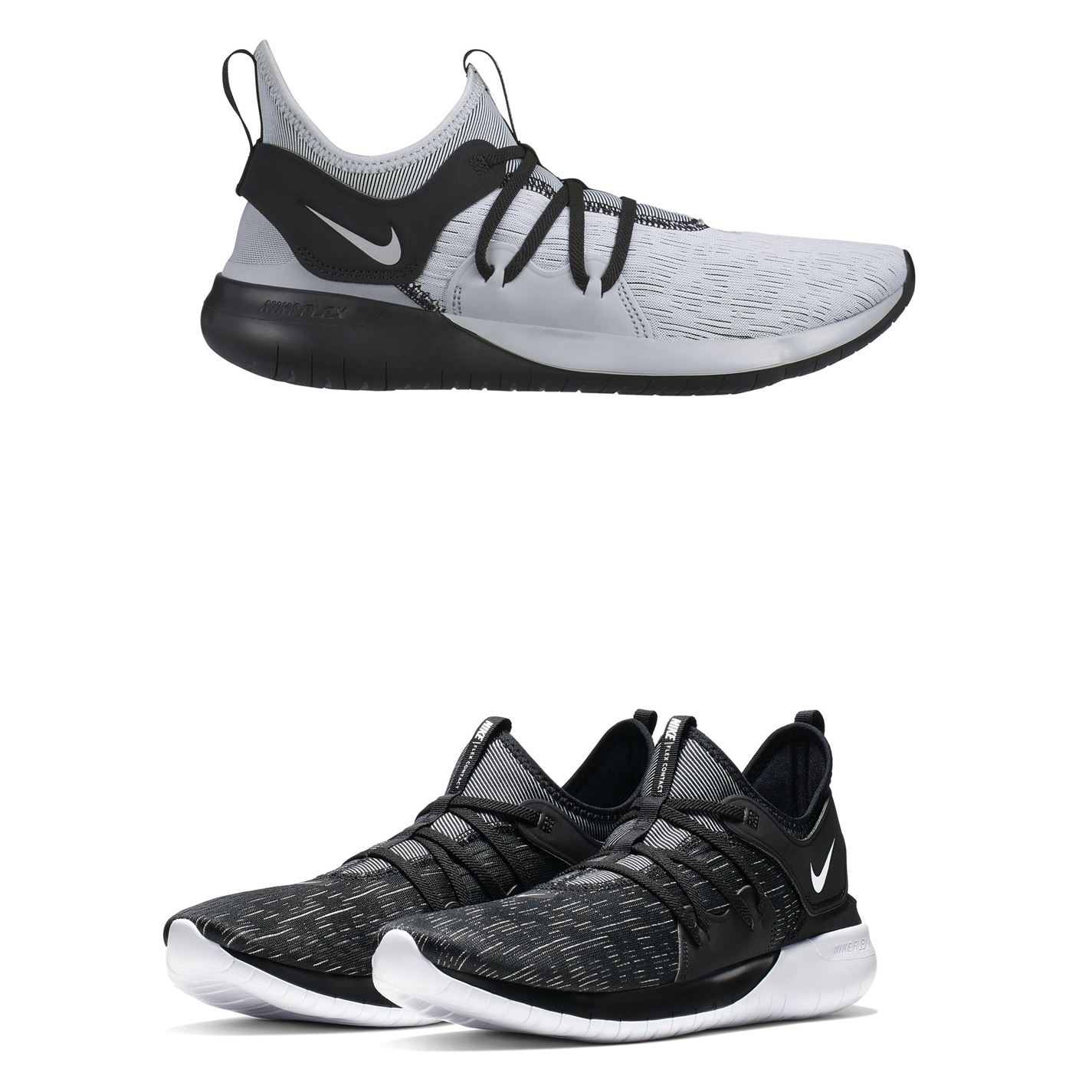 Details about Nike Flex Contact 3 Mens Trainers Shoes Running Footwear Sneakers