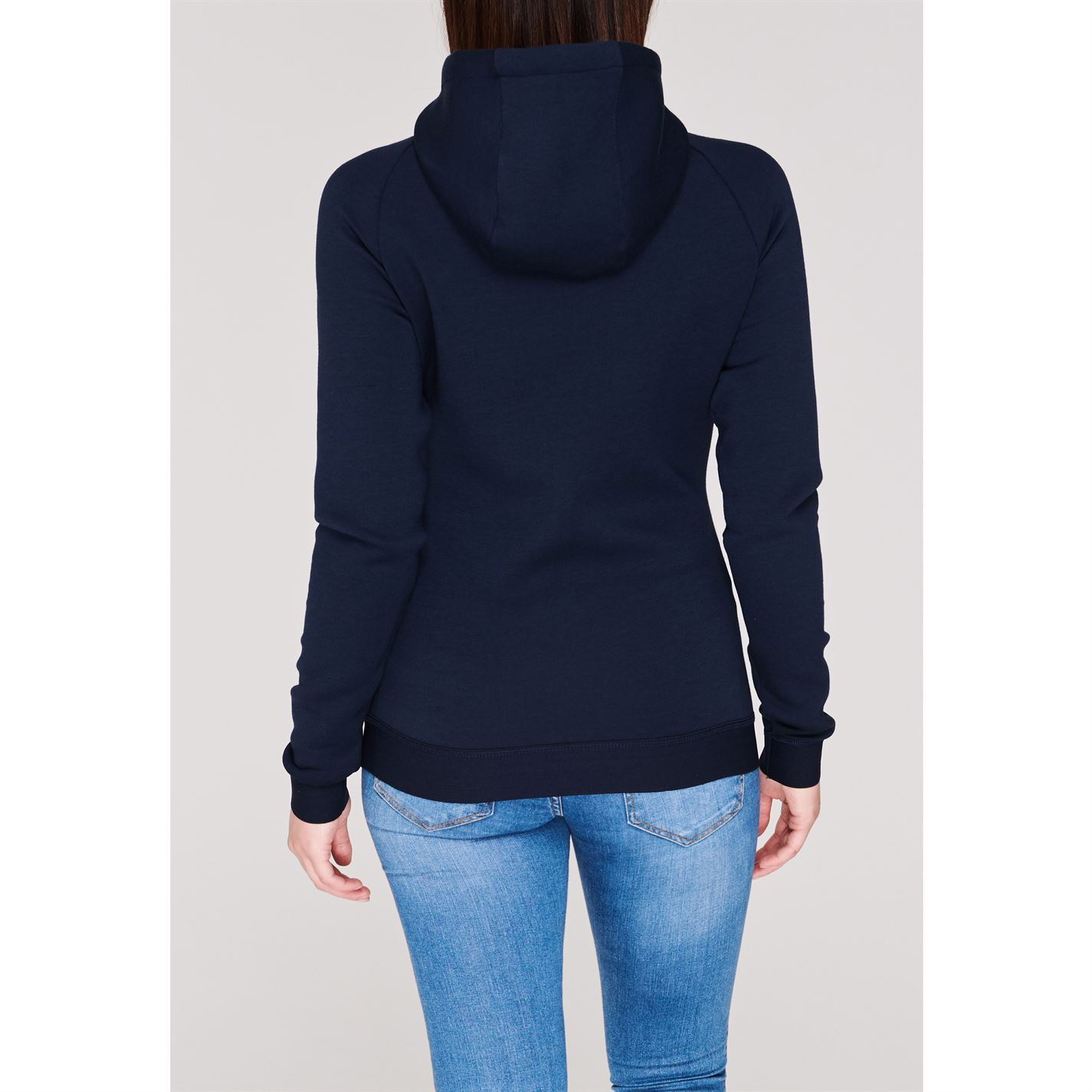 Details about Horseware Lara Sports Hoody Womens Sweatshirt Sweater Hooded Navy Outerwear