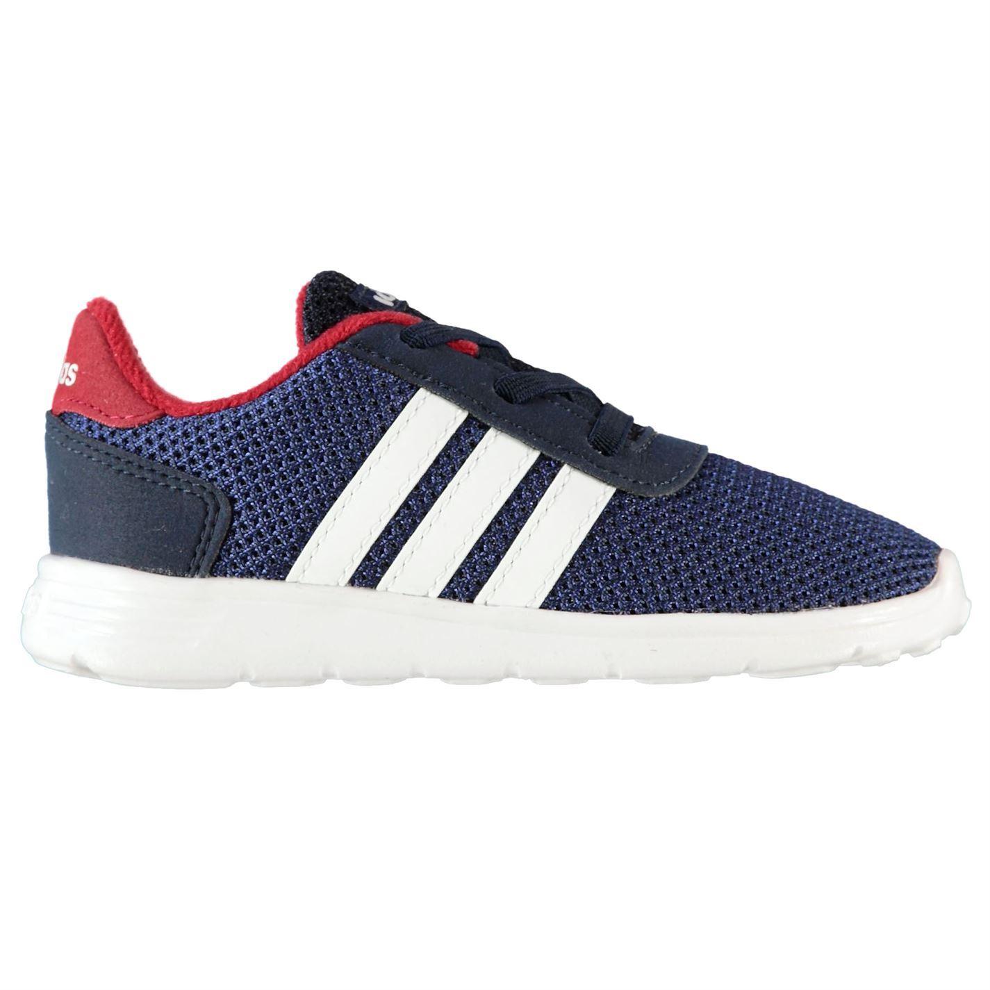 e9ddd442c ... Adidas Lite Racer instructores infantiles niños zapatos calzado ...