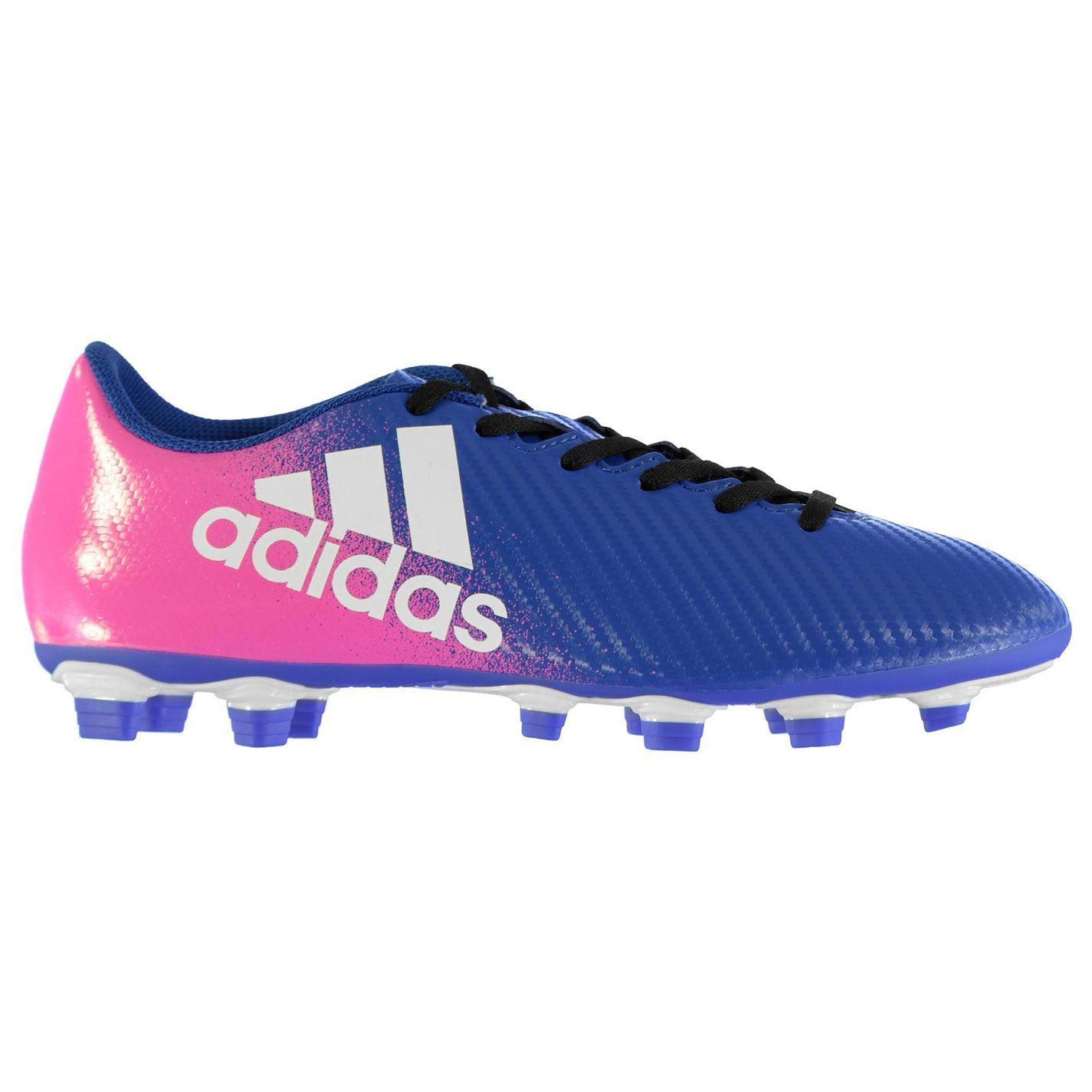 ADIDAS Uomo Scarpe Calcio Scarpe FG Firm Ground Football Boots x 16.4