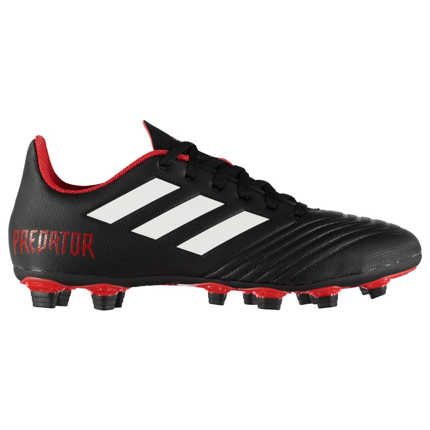 391d8357b55 ... Adidas Predator 18.4 FxG Firm Ground Football Boots Mens Soccer Shoes  Cleats ...