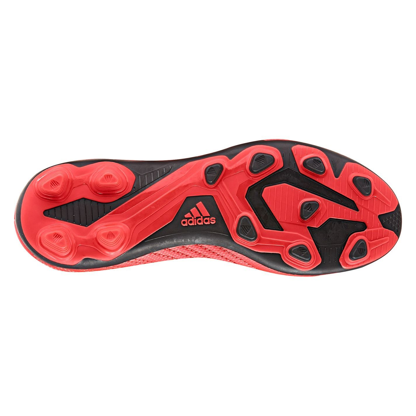 fb4dc55cec4 ... adidas Predator 19.4 FG Firm Ground Football Boots Childs Red Soccer  Cleats ...
