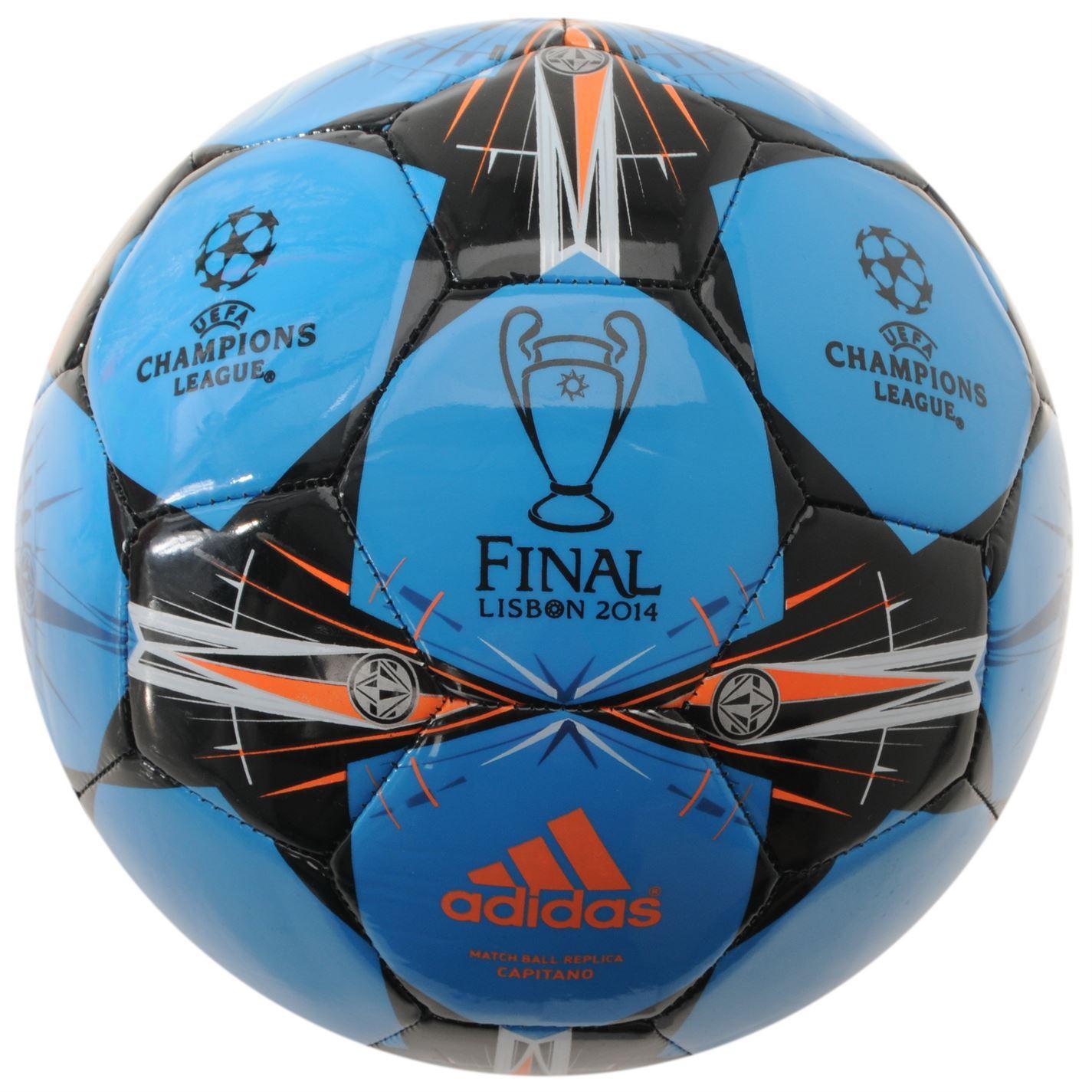 ADIDAS UCL CAPITANO FOOTBALL UEFA Champions League Soccer ...
