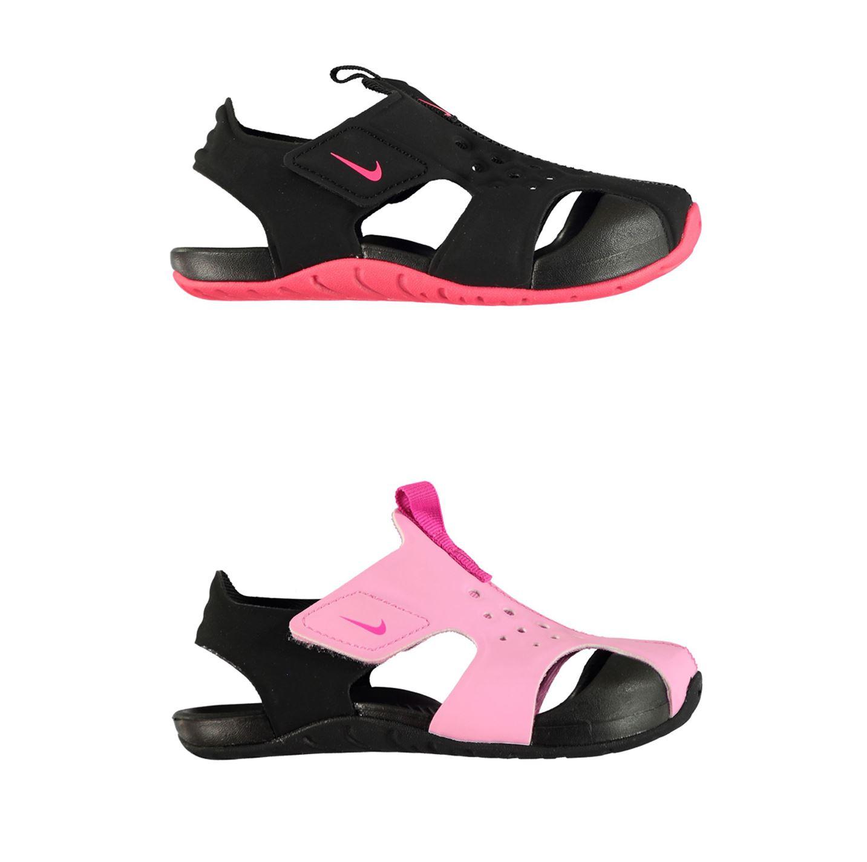 Nike De Protect Niña Detalles Zapatos 2 Sandalias Bebé Chancletas Sunray Playa Chanclas PkuwXiOZT
