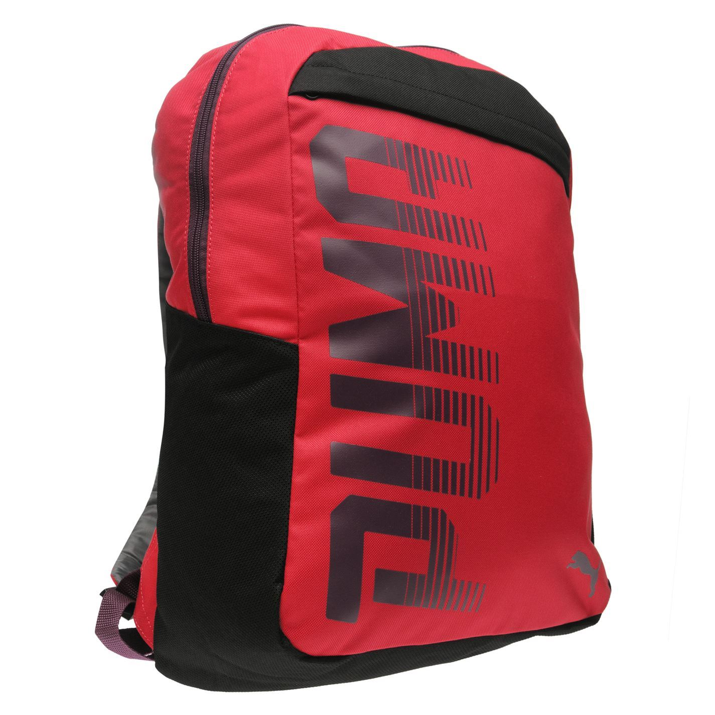 53e85ca350b Details about Puma Pioneer Backpack Pink Sports Bag Holdall Rucksack