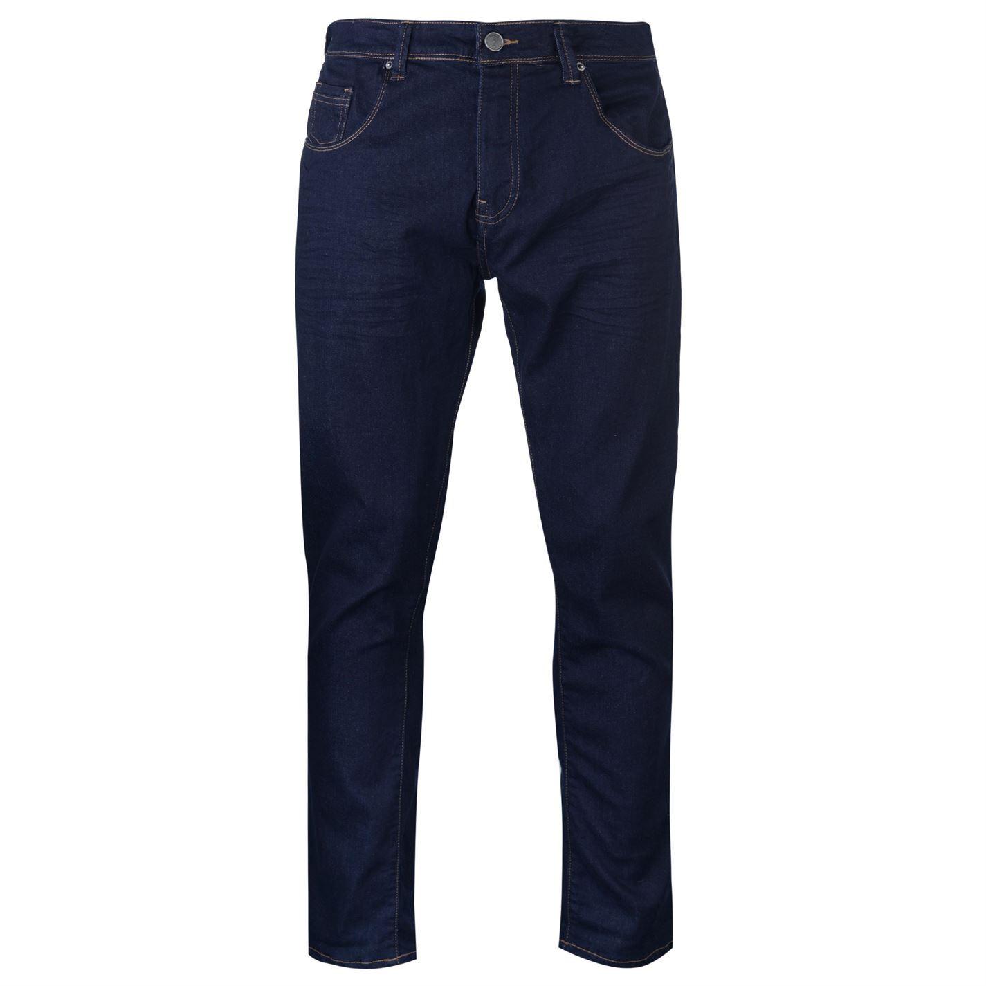 Jeans in Denim 883 Police Moriarty Da Uomo Uomo Uomo Pantaloni Pants 54488b