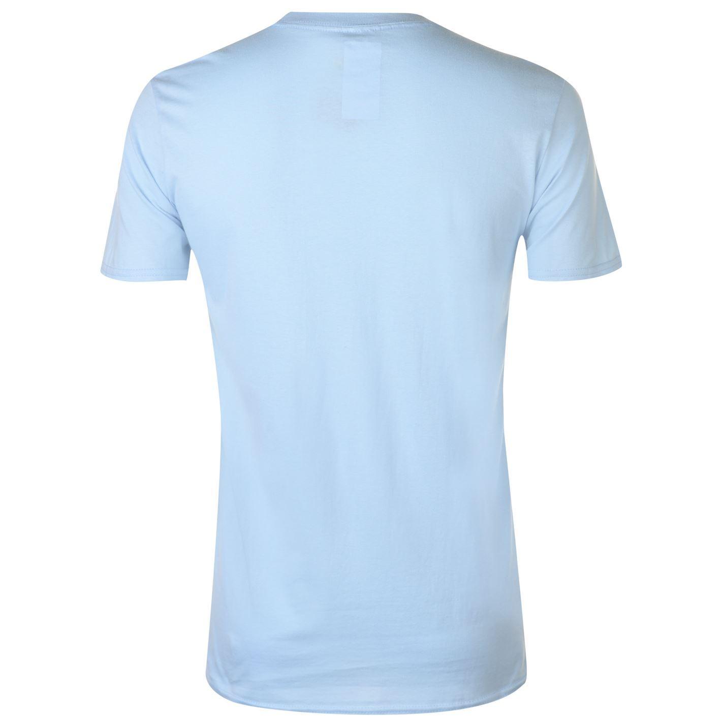 58693fb31 ... Manchester City Etihad Stadium Crest T-Shirt Mens Blue Football Soccer  Top Shirt ...
