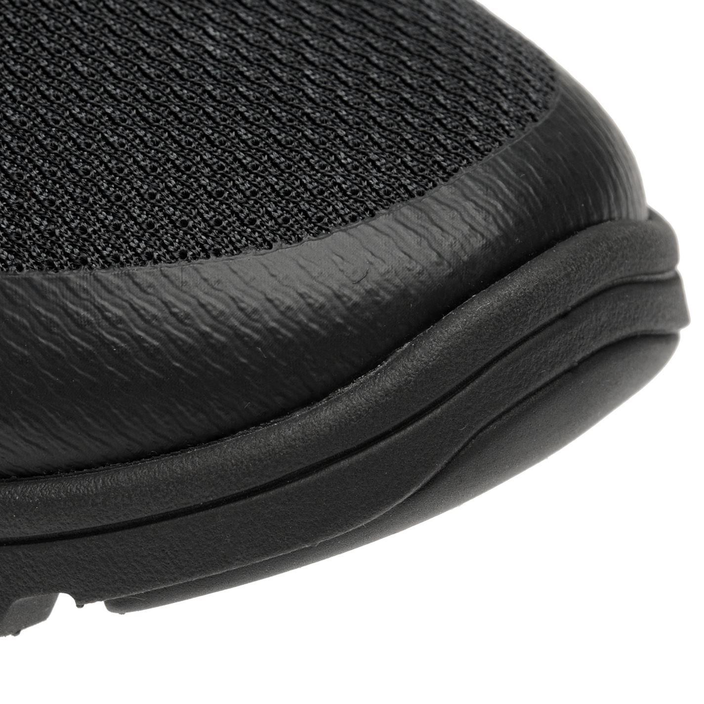 e311074b98ef ... Everlast Black Grey Basic Flex Trainers Mens Black Grey Everlast Sports Shoes  Sneakers 68e7b4 ...