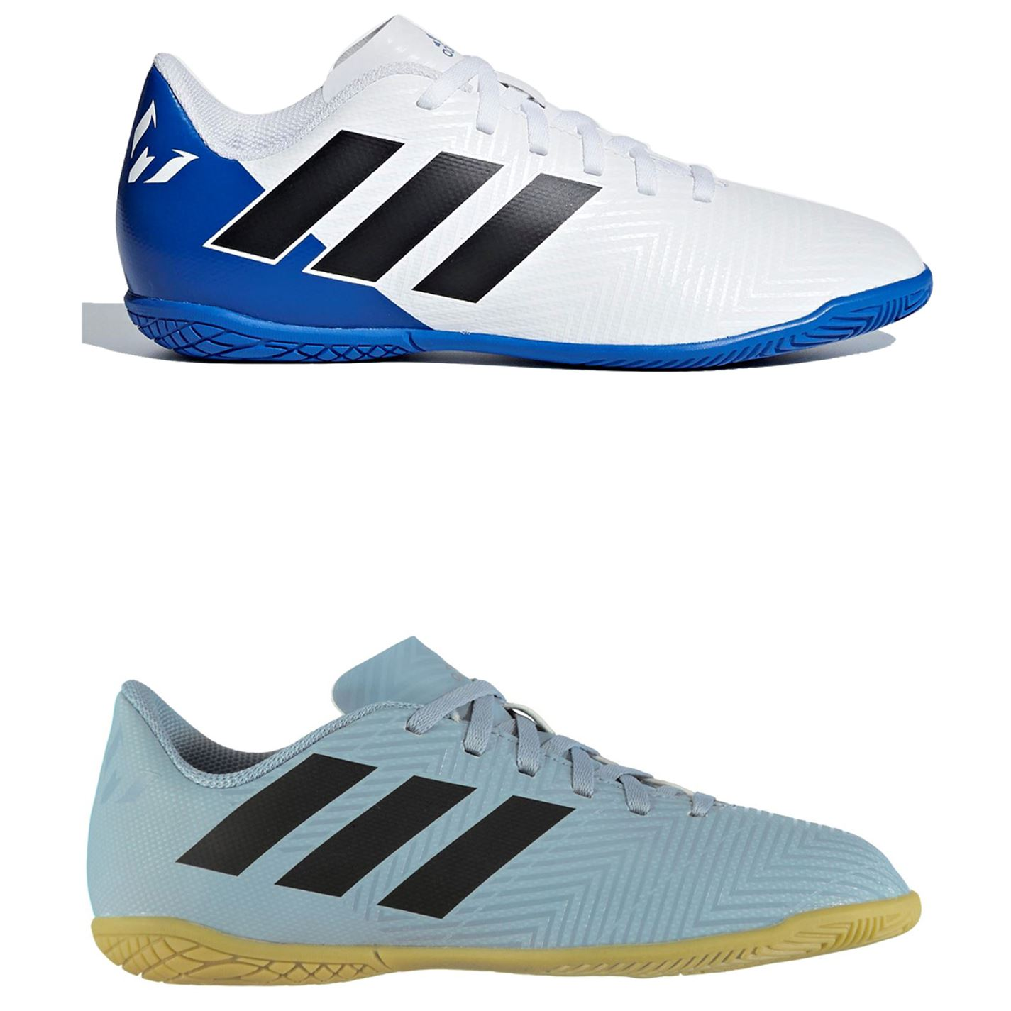 Details about adidas Nemeziz Messi Tango 18.4 Indoor Football Trainers Juniors Soccer Shoes