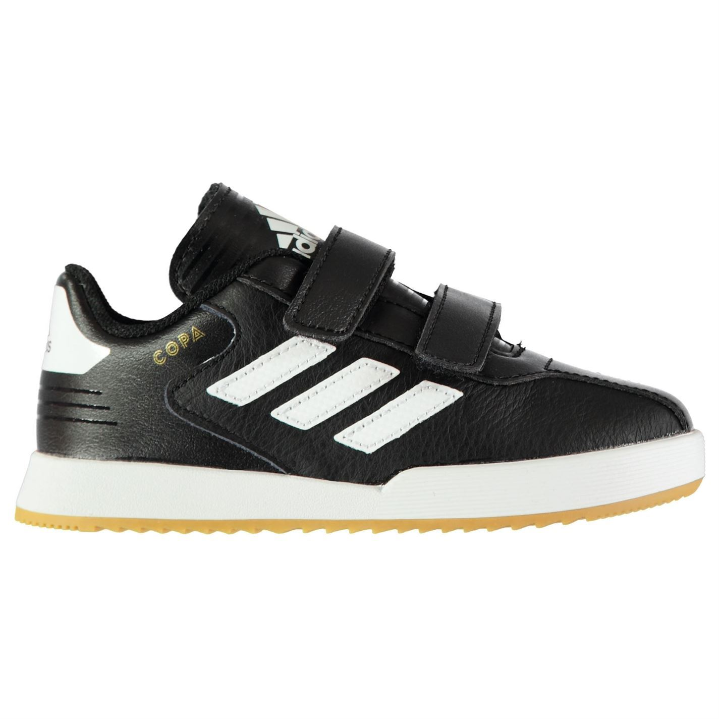 adidas Copa Super Trainers Infant Boys Black/White Shoes Footwear ...