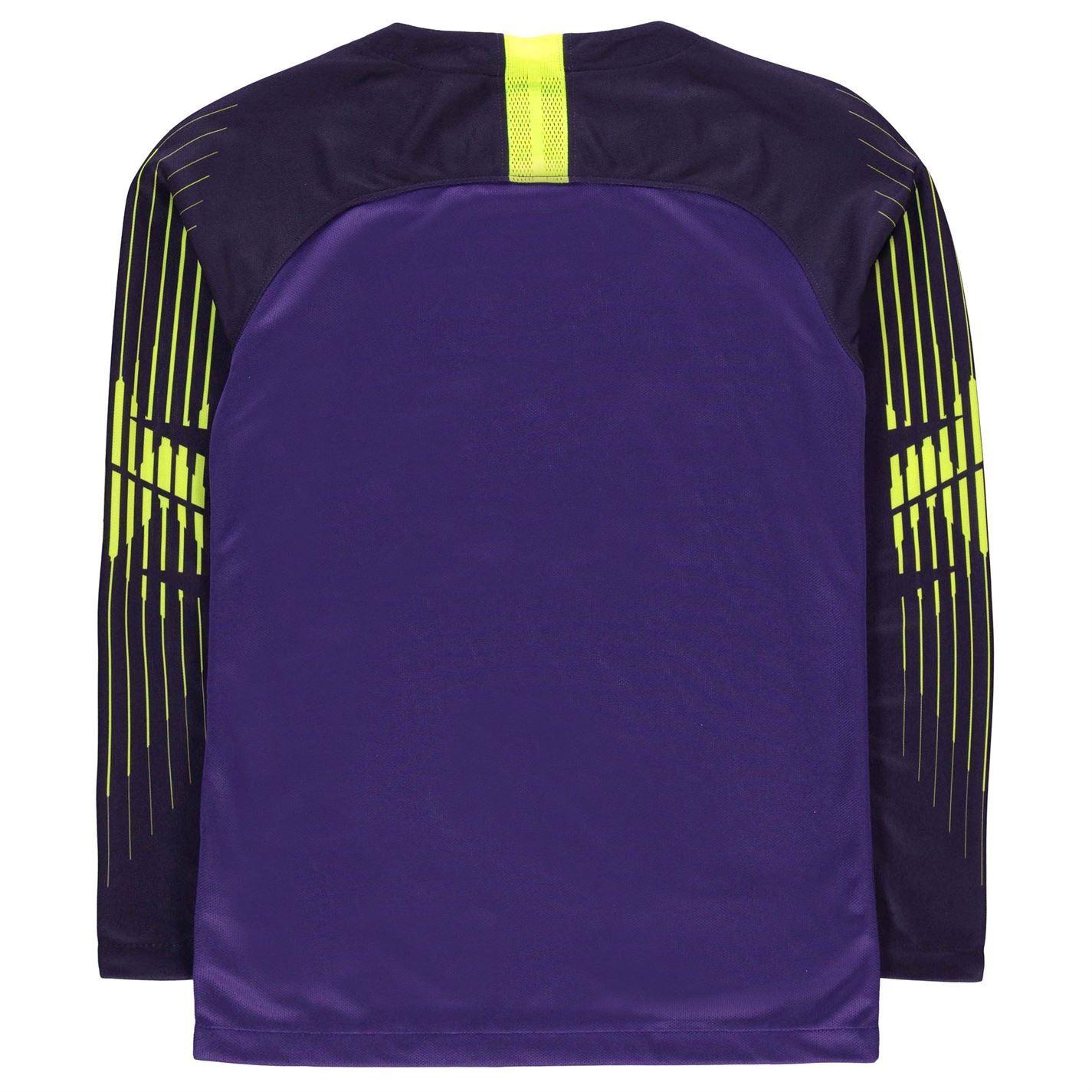 aec0580aa28 Nike Tottenham Hotspur Goalkeeper Jersey 2018 19 Juniors Purple Football  Soccer