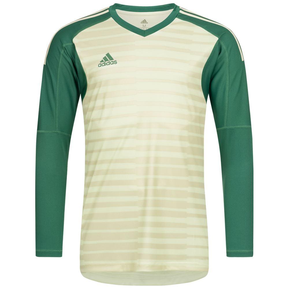 miniature 6 - ADIDAS adiPro 18 gardien shirt juniors Football Soccer Gk Jersey Top T-Shirt
