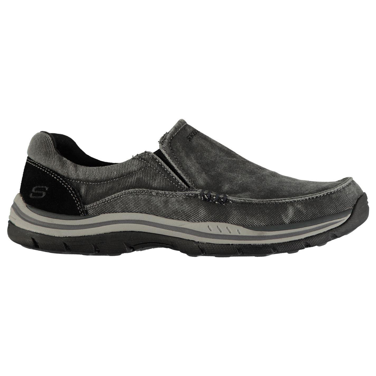 Décontractées Hommes Skechers Chaussures Avillo Attendu Baskets CqatR