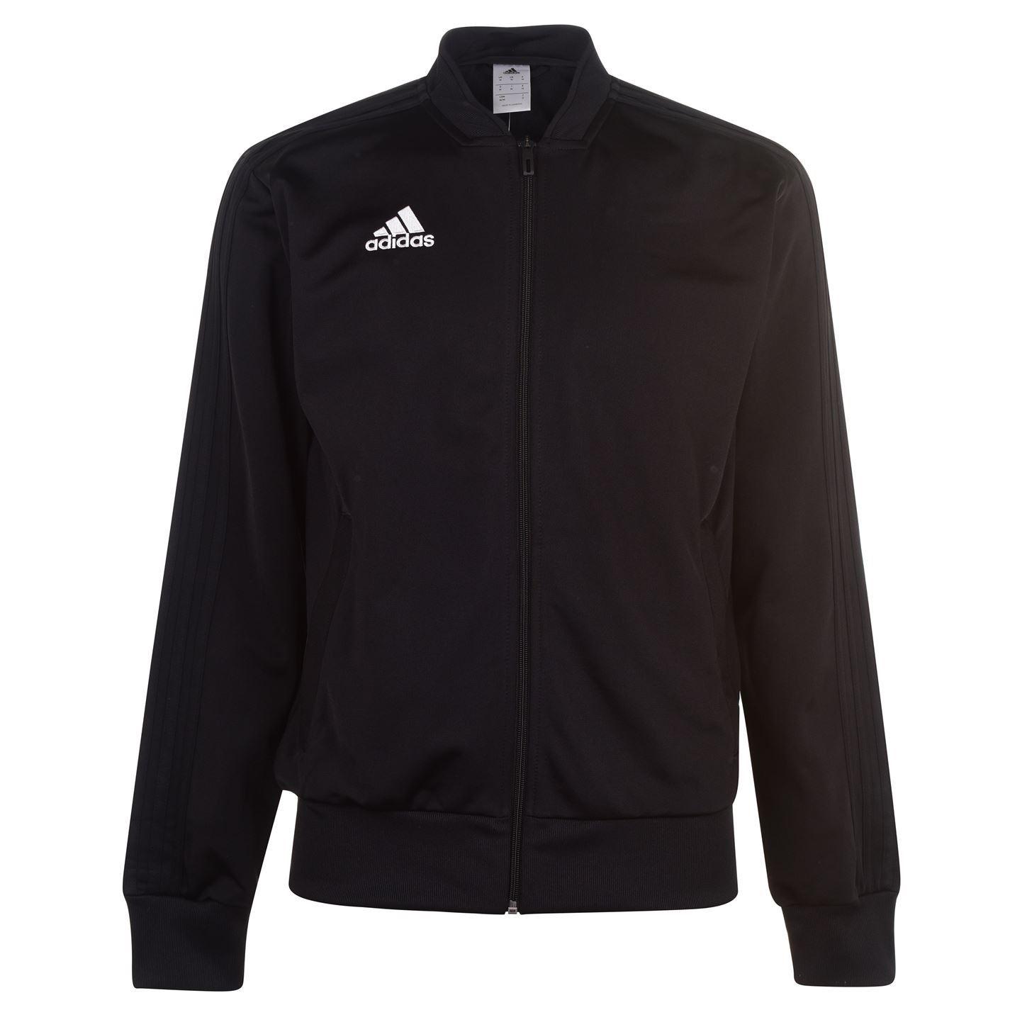 adidas jacke schwarz fußball
