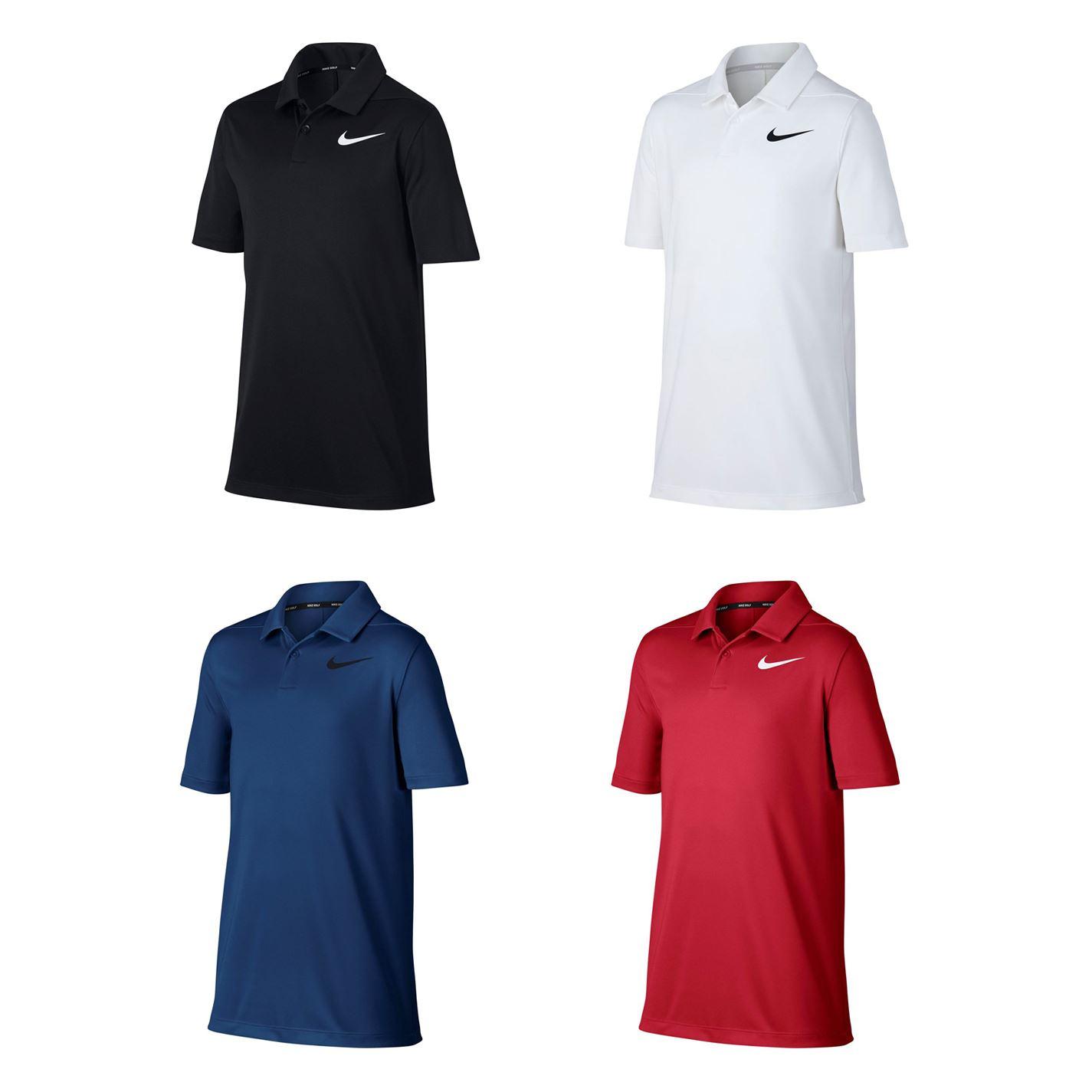 527b0f46 ... Nike Victory Polo Shirt Junior Boys Tops T-Shirt Outerwear ...