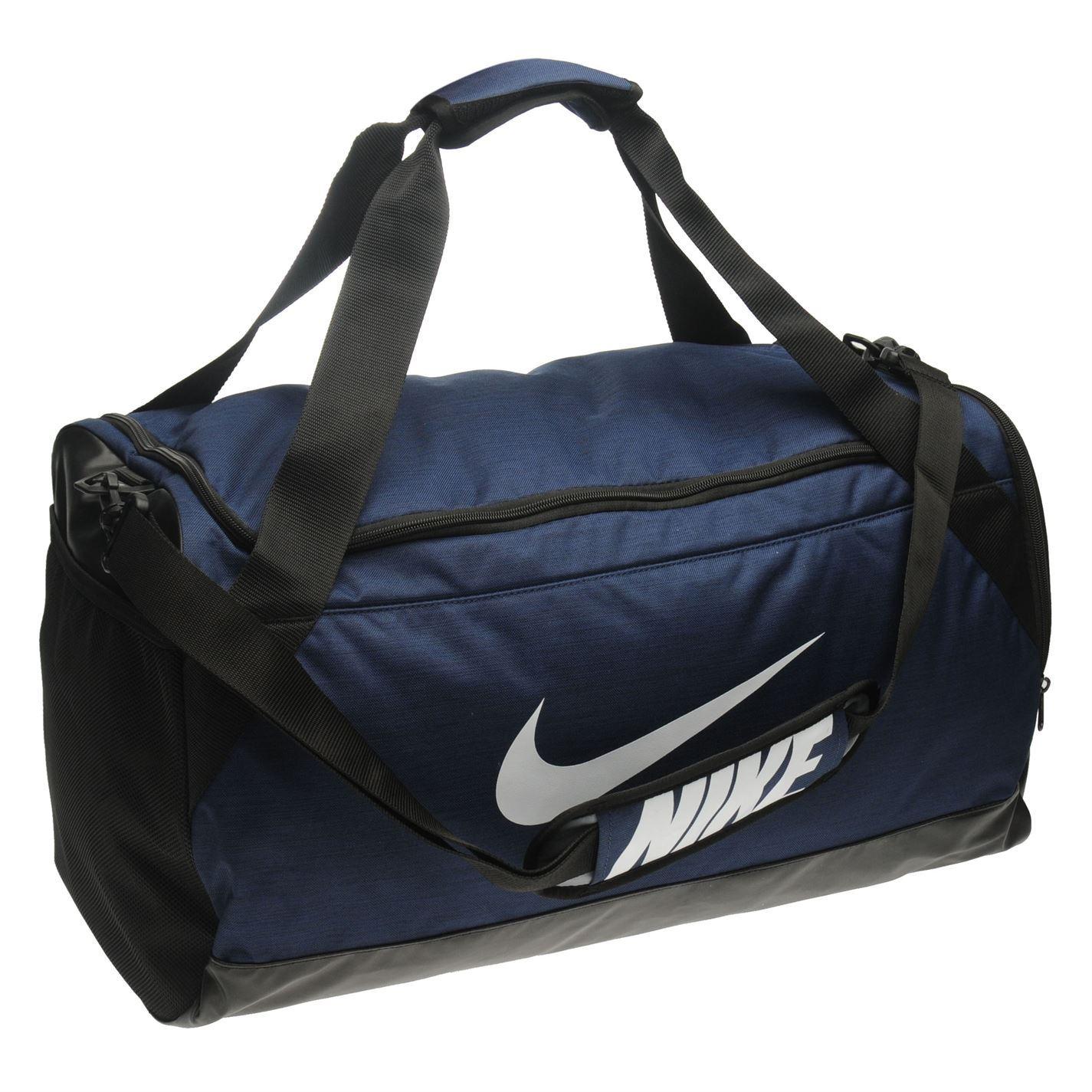 Details zu Nike Brasilia Beutel Holdalls Schuhtasche Rucksack Sports Seesack Sporttasche