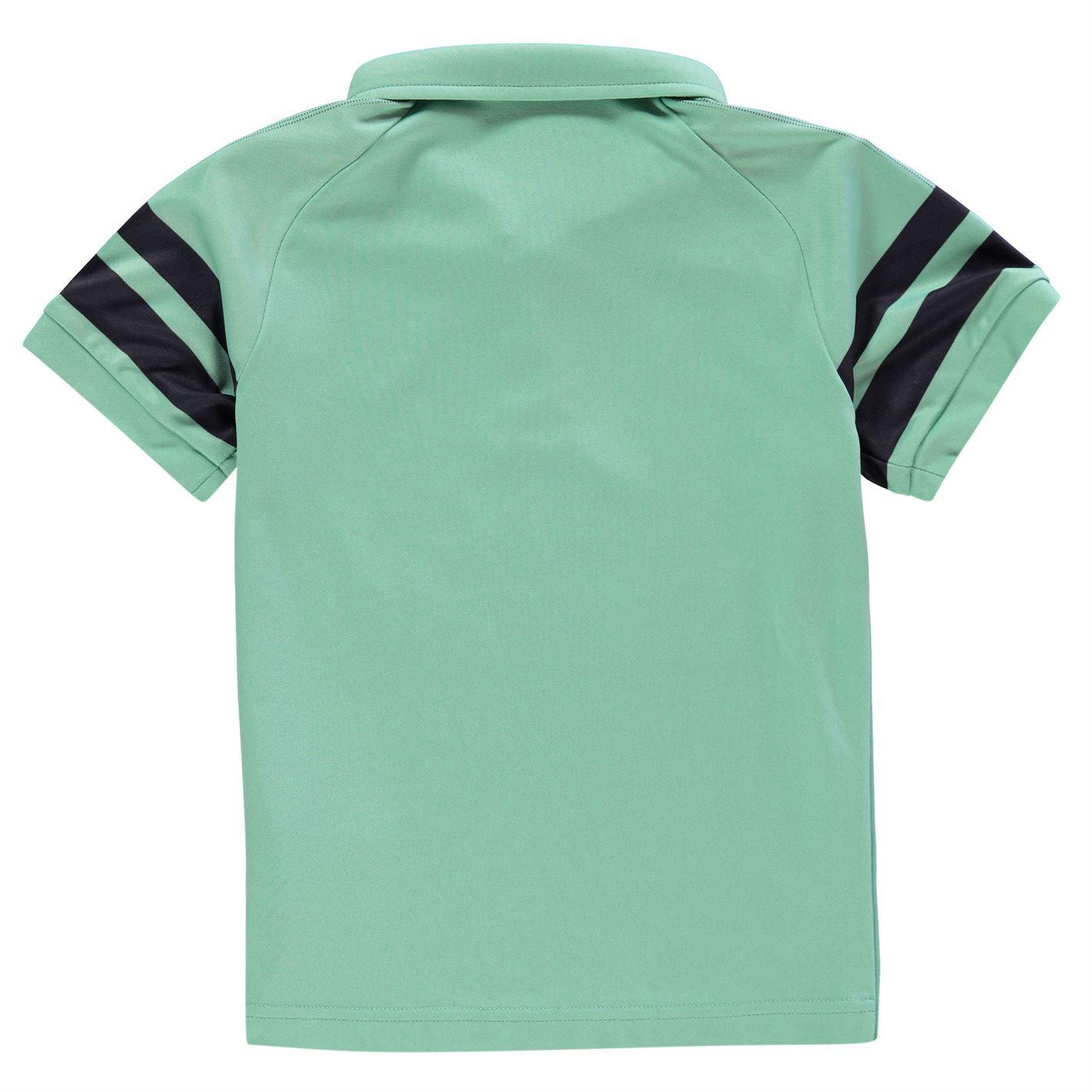 ... Puma Arsenal Third Jersey 2018 2019 Juniors Green Football Soccer Fan  Shirt Top 5e19dee6d