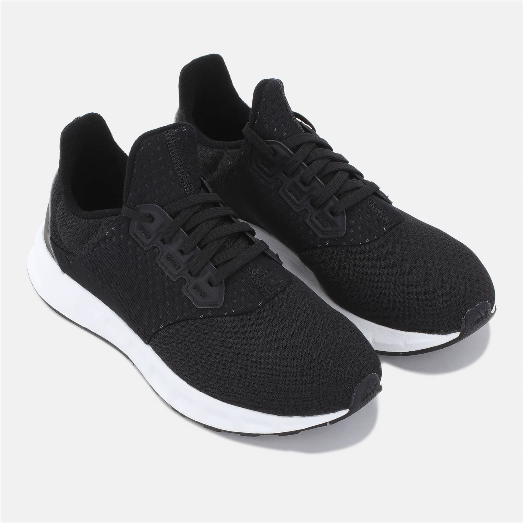 2753c4b8862 ... adidas Falcon Elite 5 Running Shoes Womens Black Fitness Trainers  Sneakers