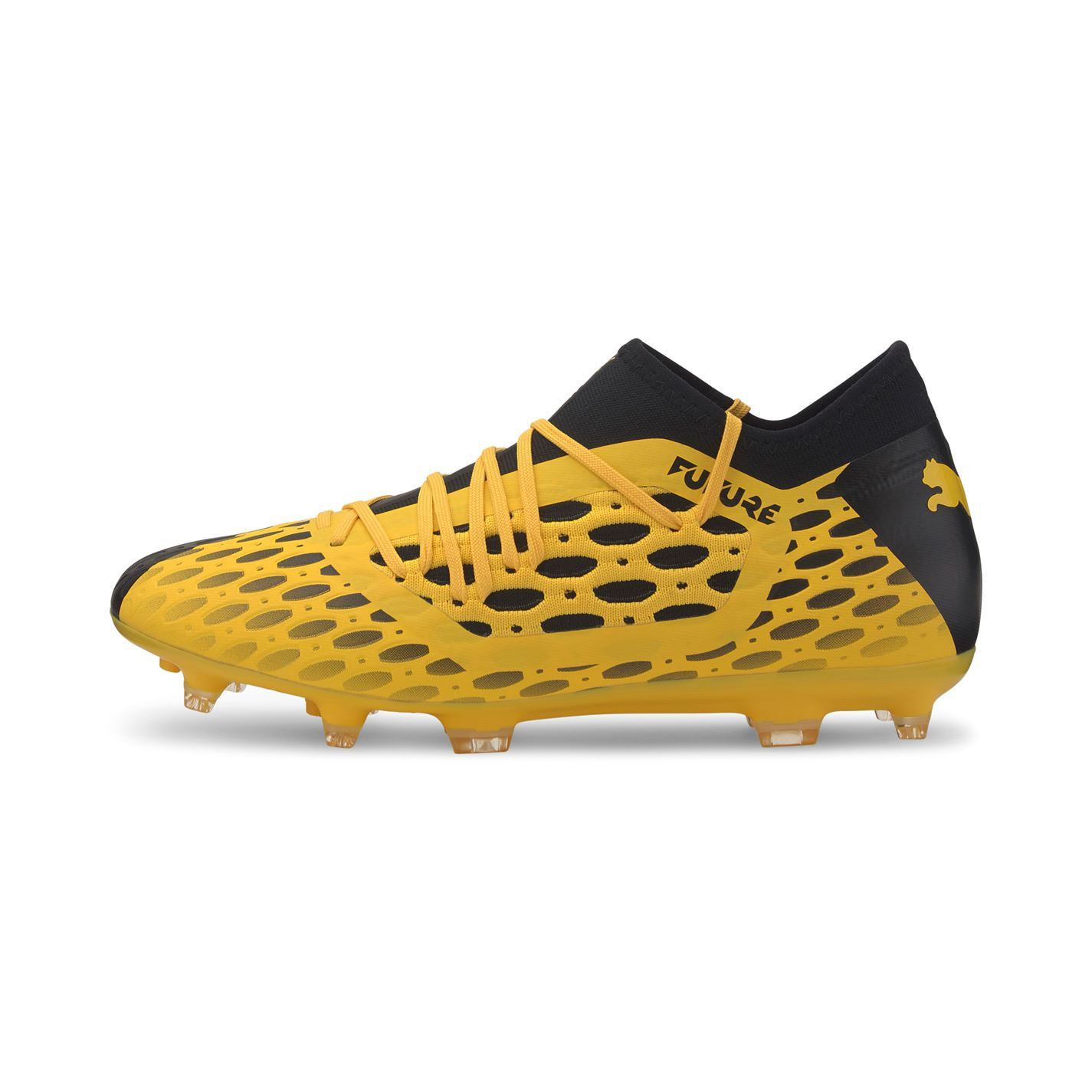 miniature 4 - Puma Future 5.3 Homme FG Firm Ground Chaussures De Football Chaussures de Foot Crampons Baskets
