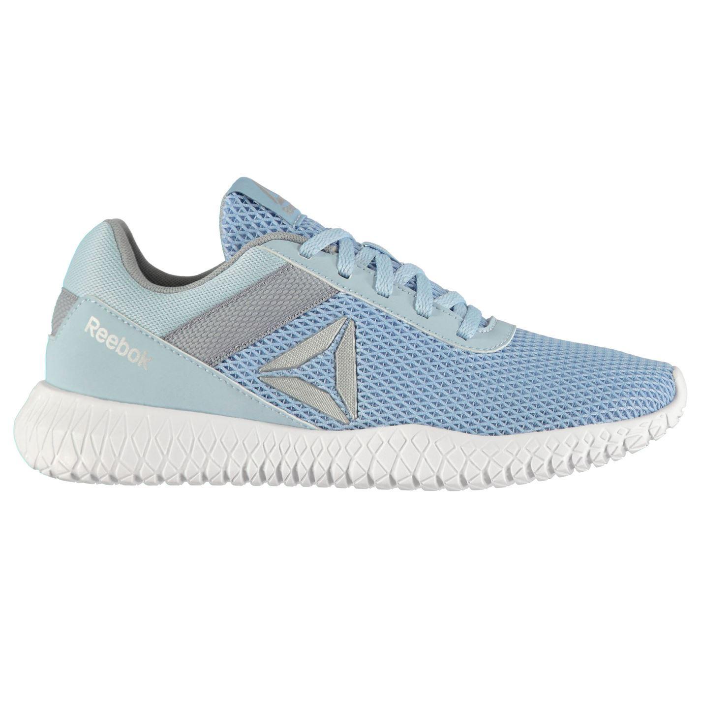 Detalles de Reebok Flex Energía Zapatillas Deportivas Mujer Fitness Gimnasio Entrenamiento