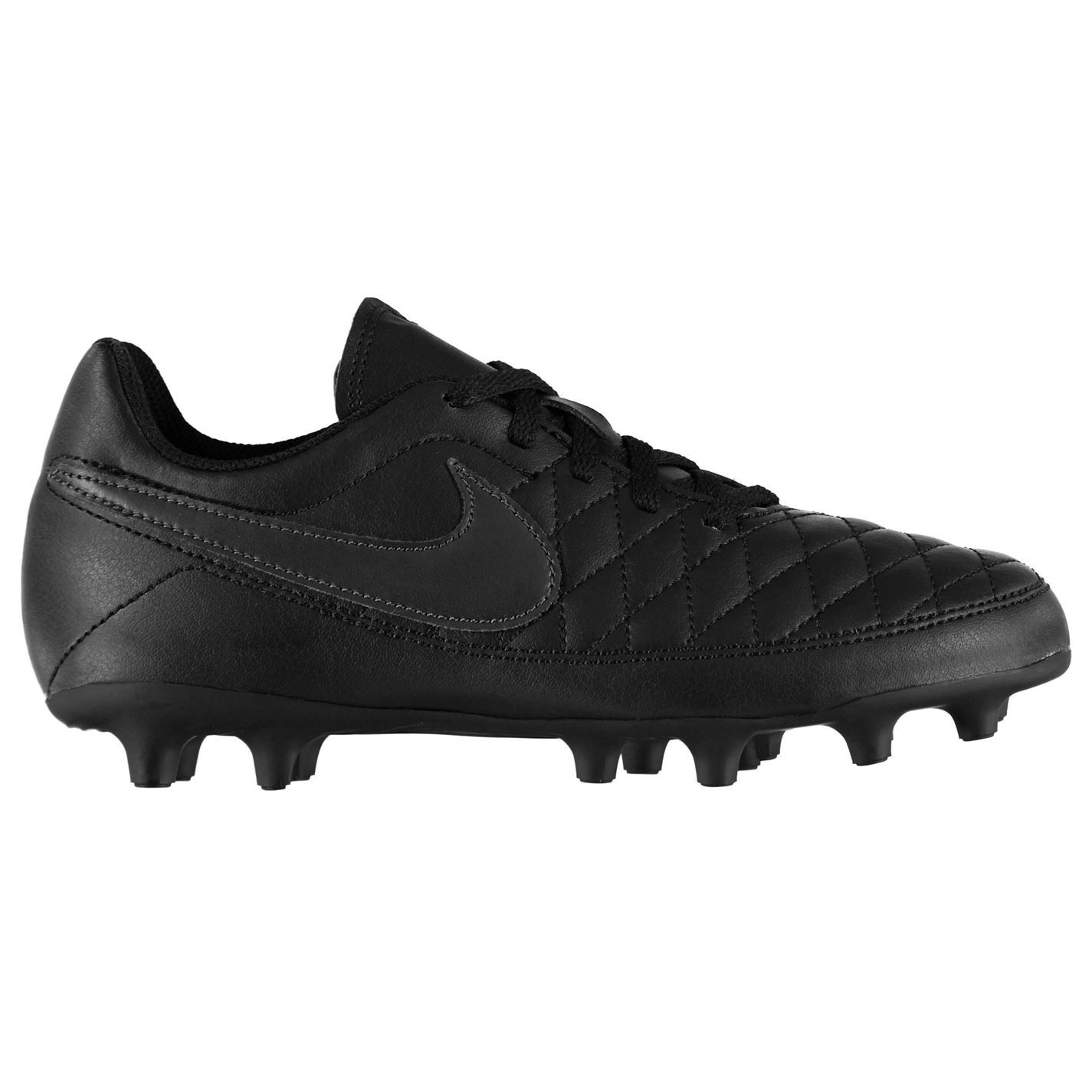miniature 3 - Nike-majestry-FG-Firm-Ground-Chaussures-De-Football-Enfants-Football-Chaussures-Crampons