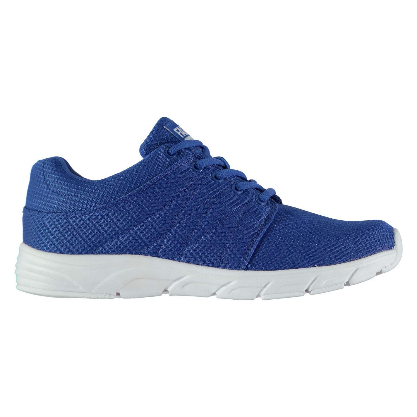 Fabric Reup Runner Trainers Mens Blue/White Sports Shoes Sneakers