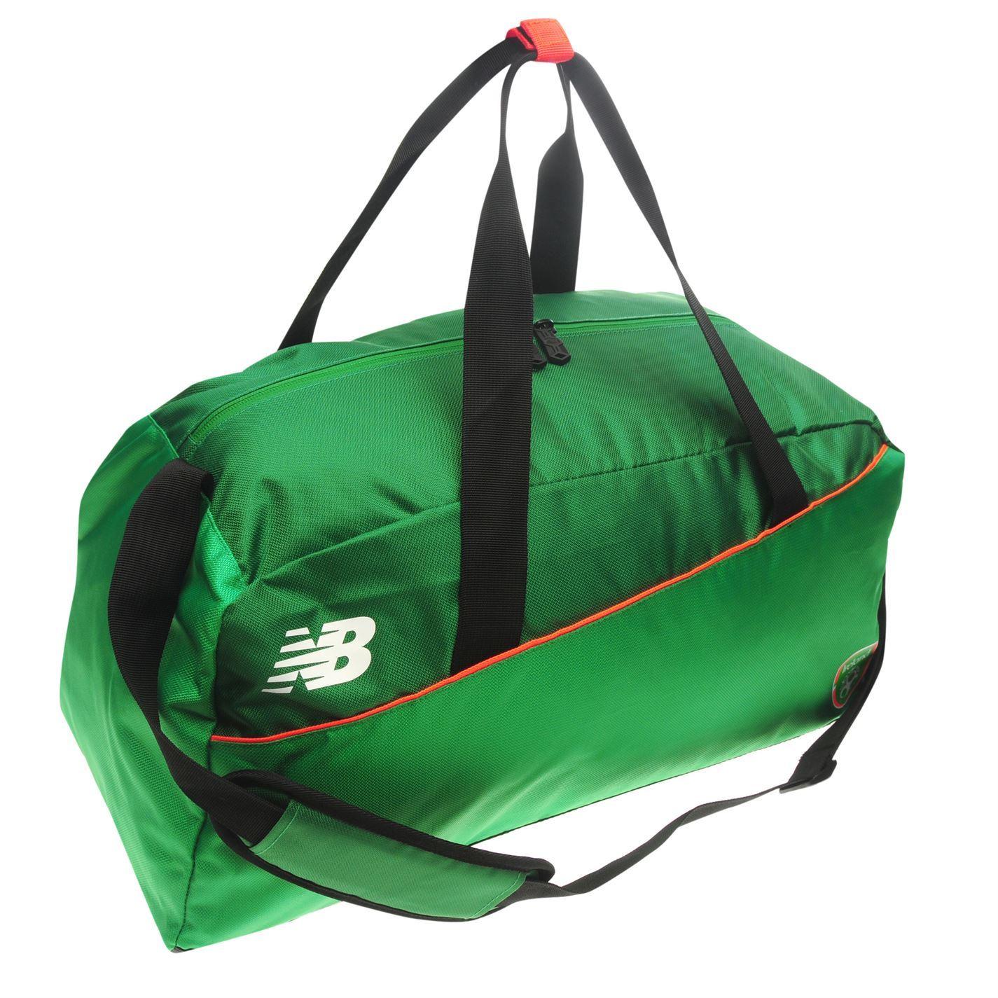 New Balance Ireland Football Bags Holdall Backpack Bootbag Rucksack ... a3484d3674de6