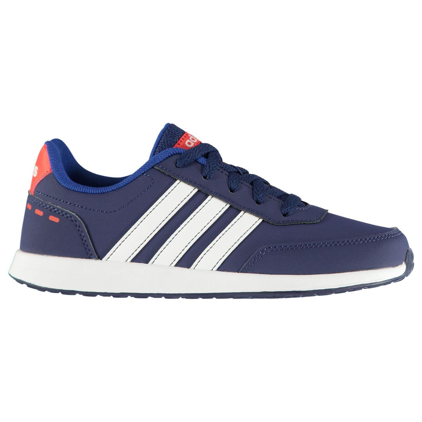 miniatura 5 - ADIDAS-Switch-Nubuck-Scarpe-da-ginnastica-bambino-ragazzo-calzature