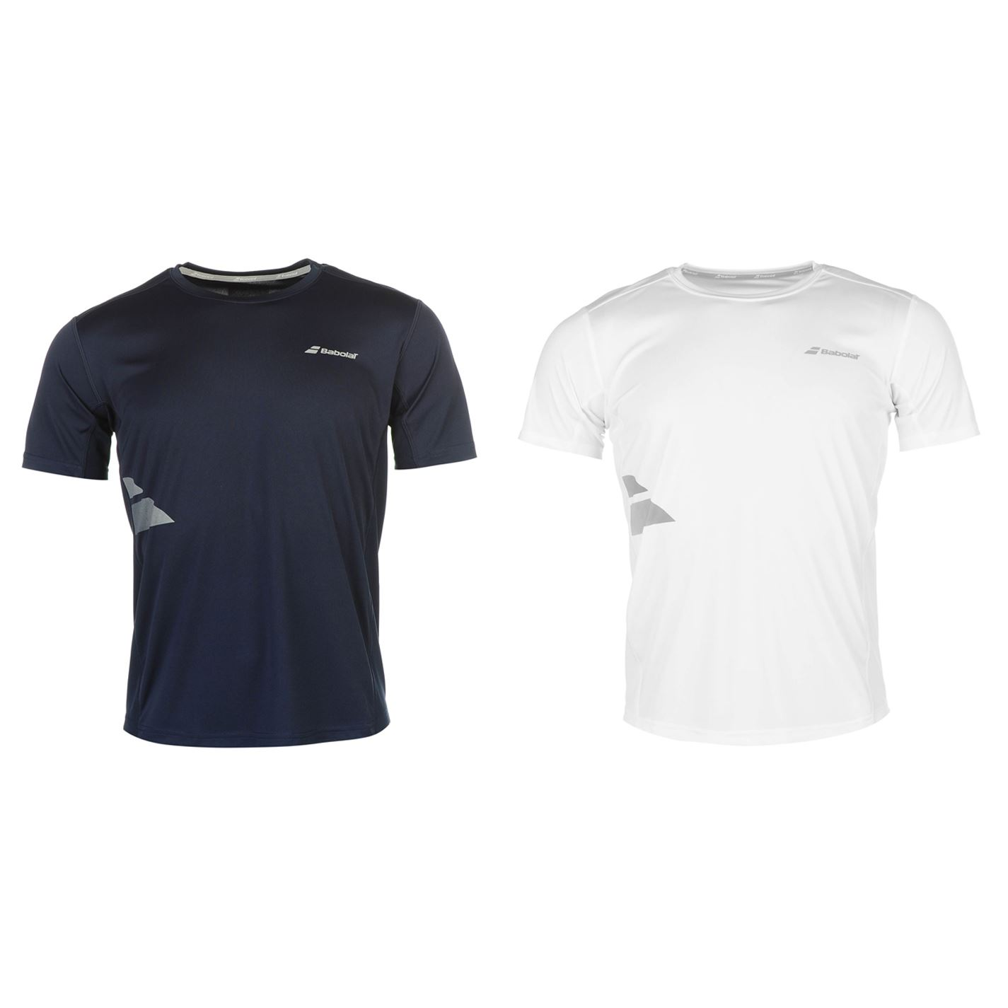 huge discount 3179d 55492 Details about Babolat Match Tennis T-Shirt Mens Top T-Shirt Athletic  Apparel- show original title