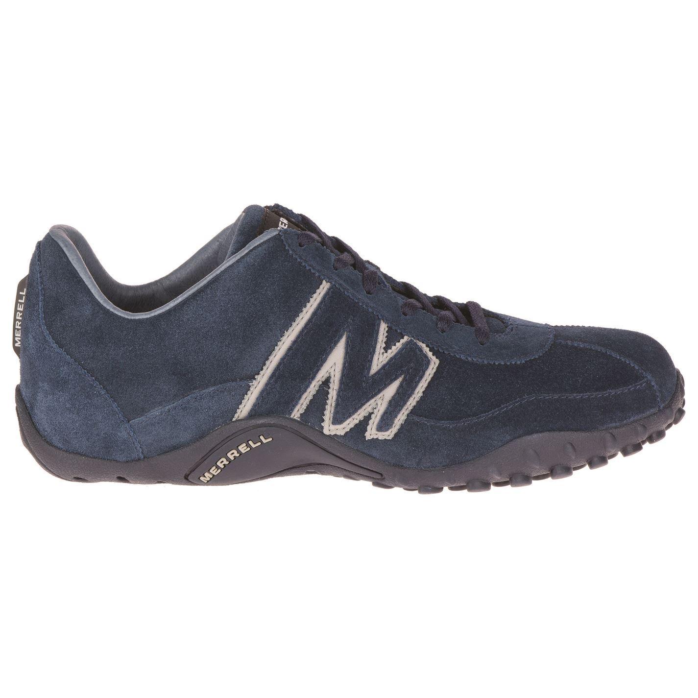 Détails sur Merrell Sprint Blast en cuir Chaussures de Marche Homme Randonnée Chaussures Bottes afficher le titre d'origine