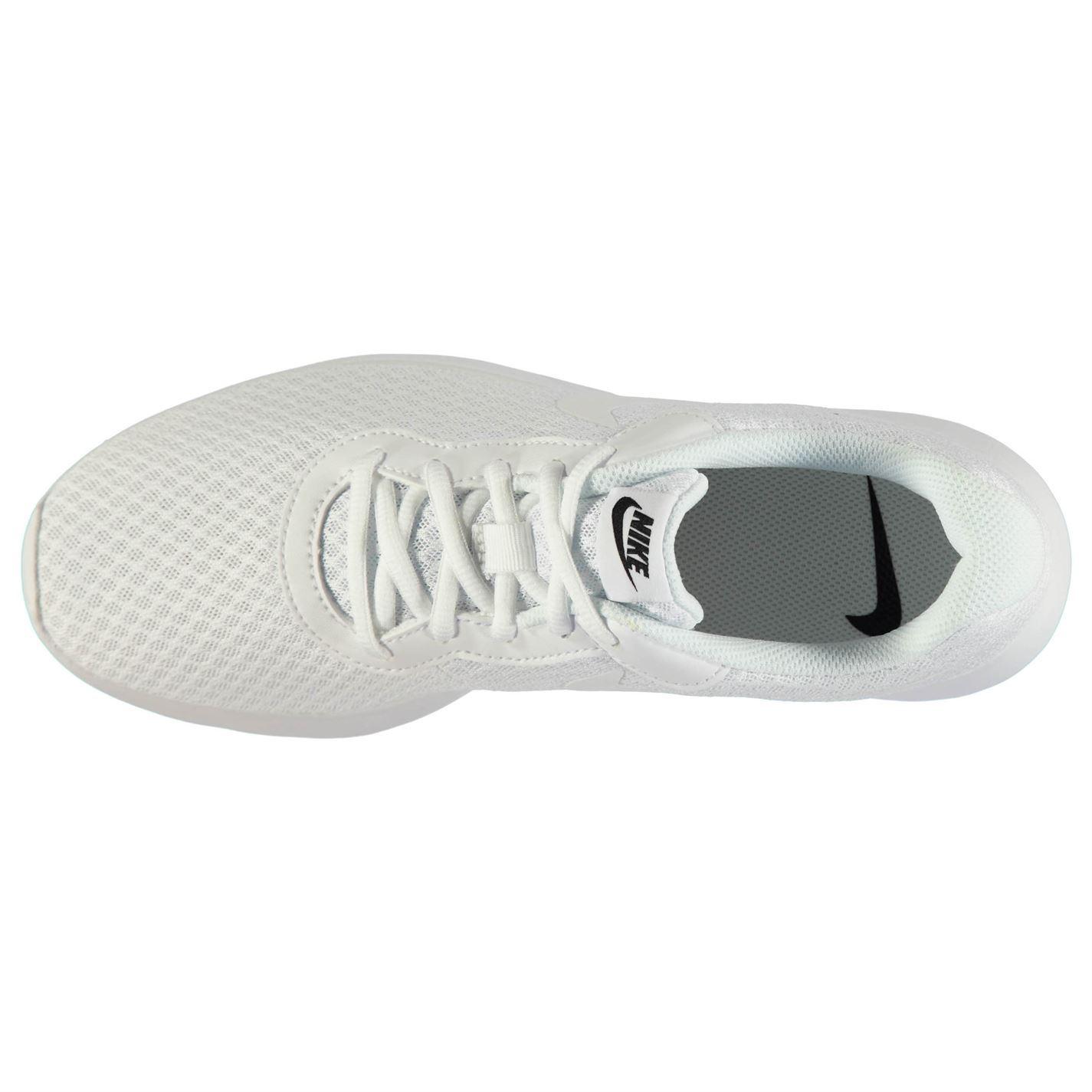 cheap for discount 28ed4 56010 ... Mens scarpe Nike Tanjun formazione di bianco bianco sport e Fitness  Trainer Sneakers