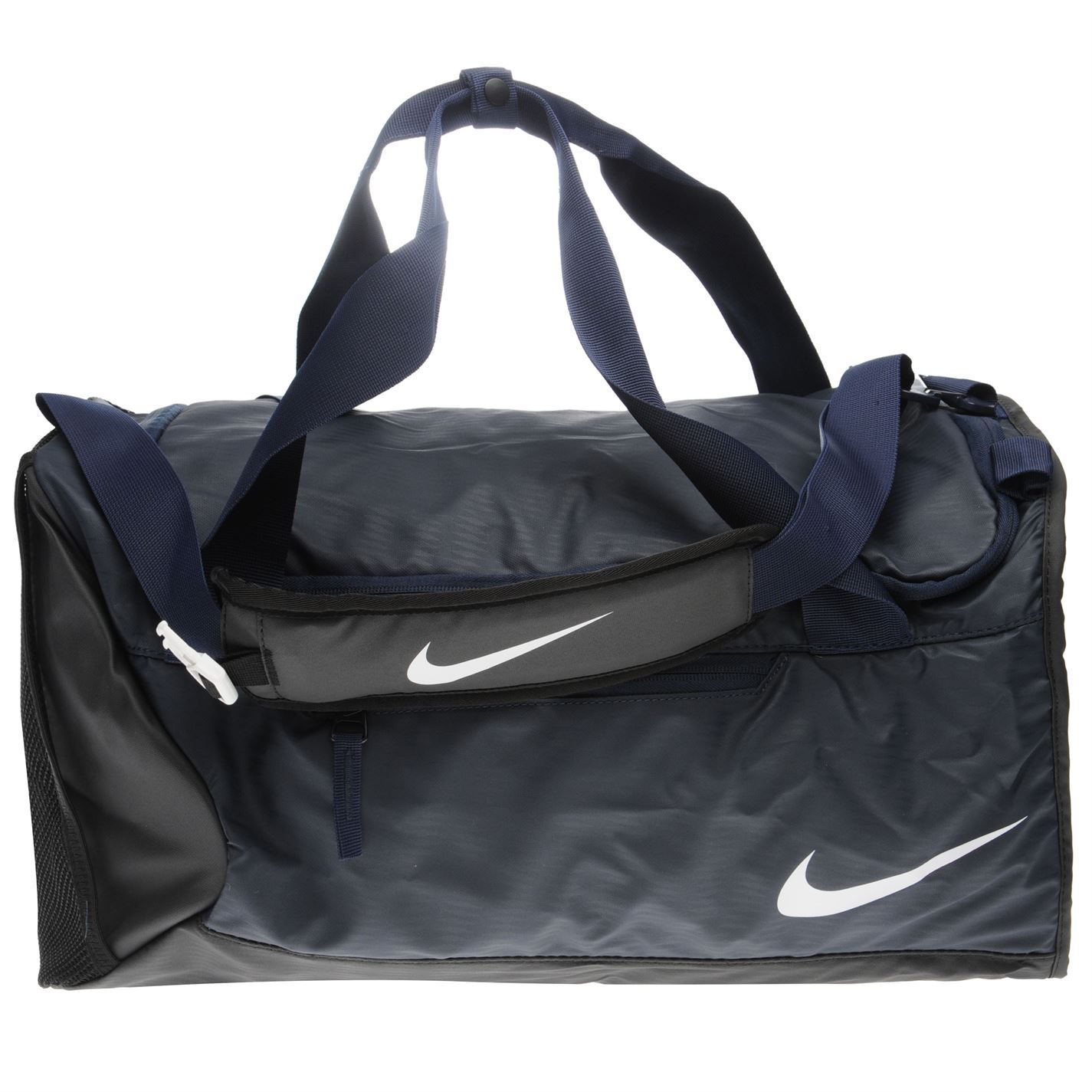 ... Nike Alpha Adapt Cross Body Bag Obsidian Black Shoulder Sports Gym Bag  Holdall ... 468084bfe1281