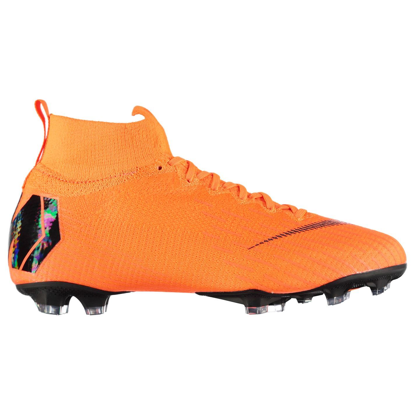 15c42524edfb ... Nike Mercurial Superfly Elite Firm Ground Football Boots Juniors Soccer  Cleats